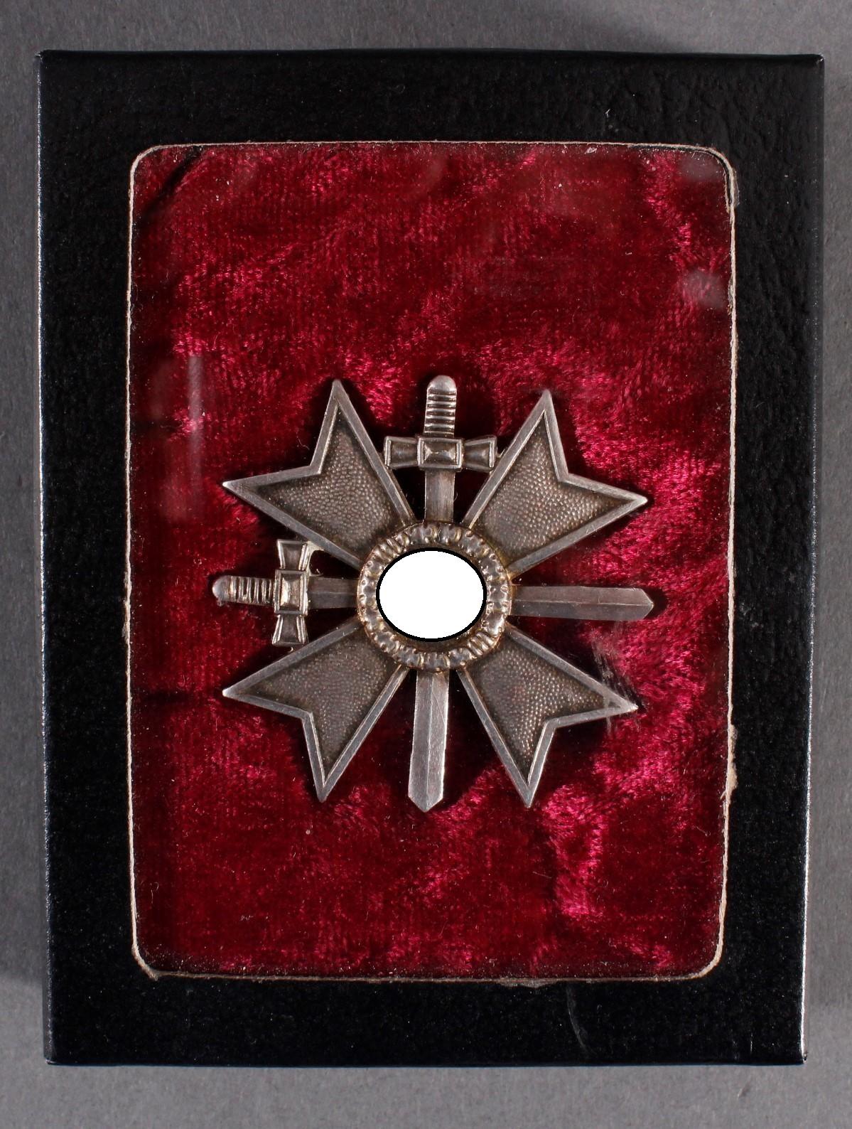 Kriegsverdienstkreuz 1. Klasse mit Schwertern, 1939