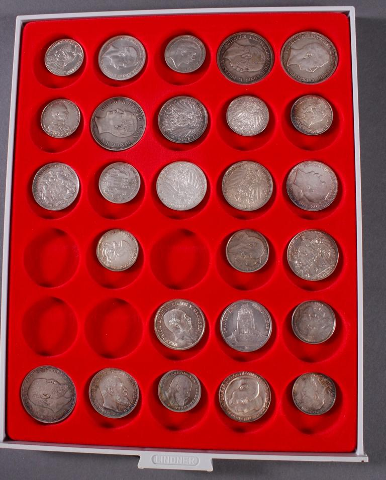 Münzen Kaiserreich bis Deutsches Reich-4