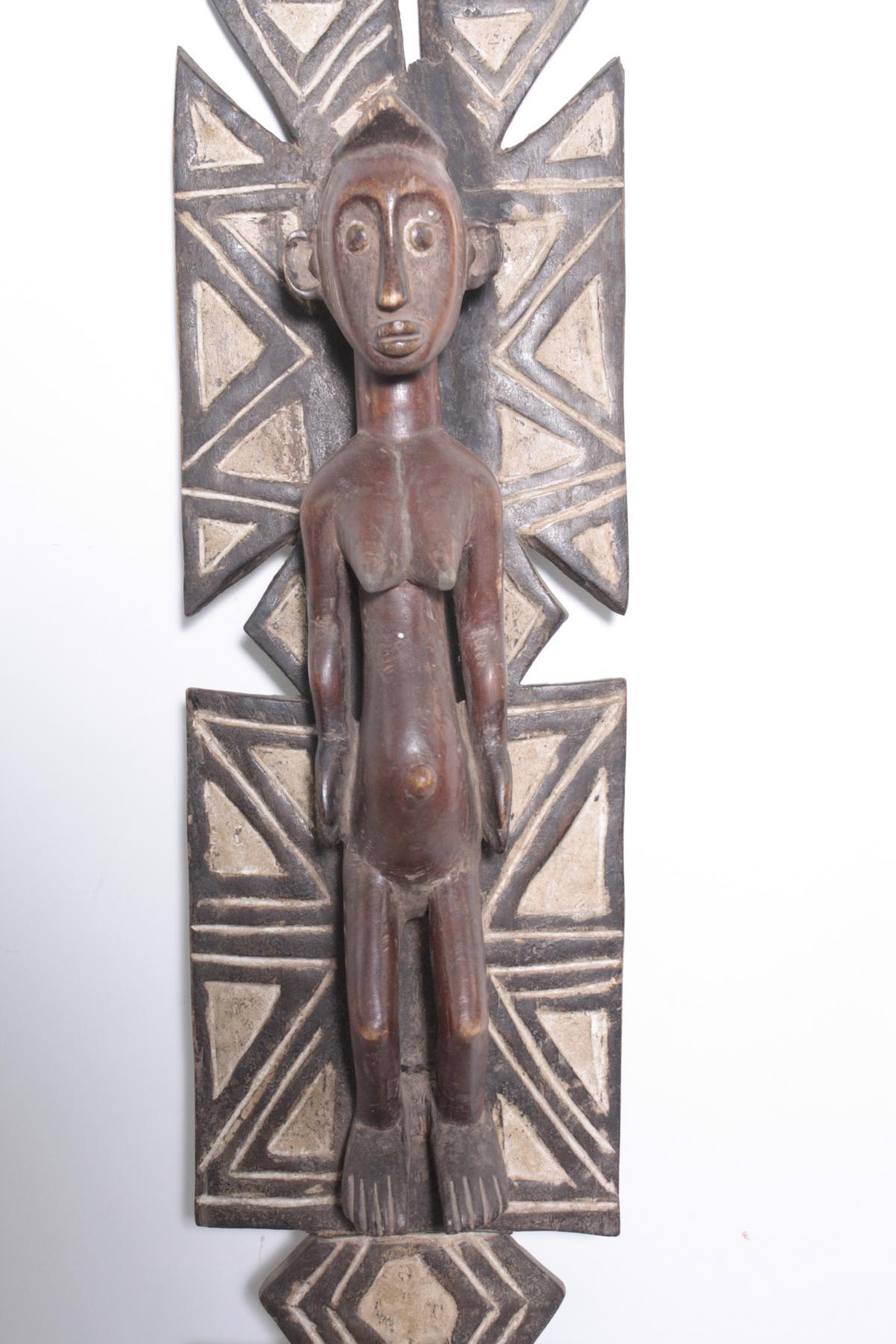 Aufsatz-Tanzmaske, Mossi, Burkina Faso, 1. Hälfte 20. Jh.-2
