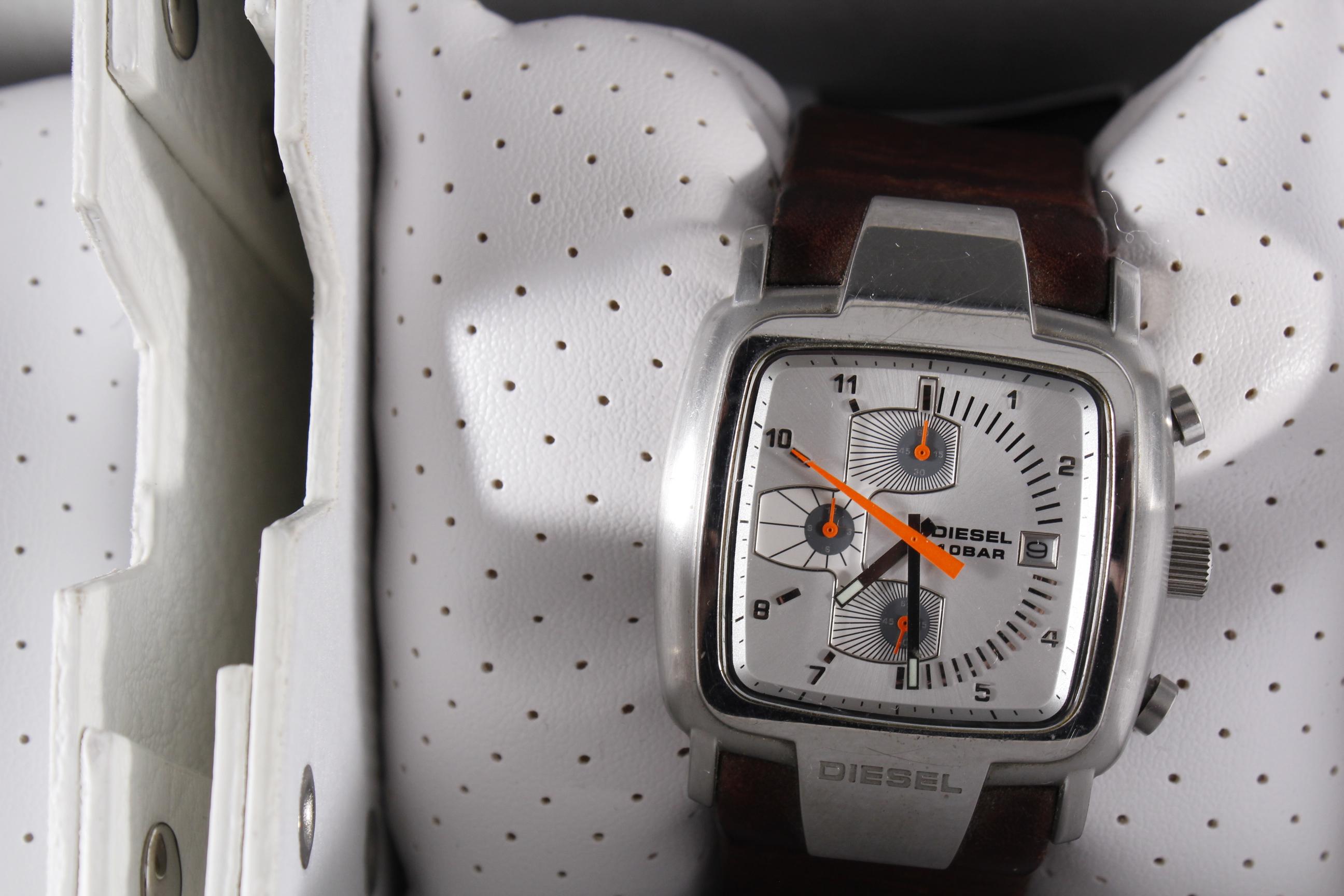 Diesel Armbanduhren
