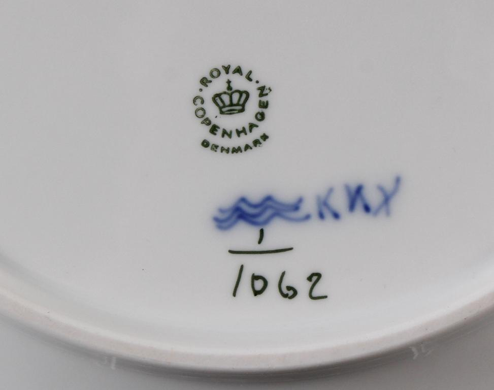 2 Royal Copenhagen Muselmalet Teller-2
