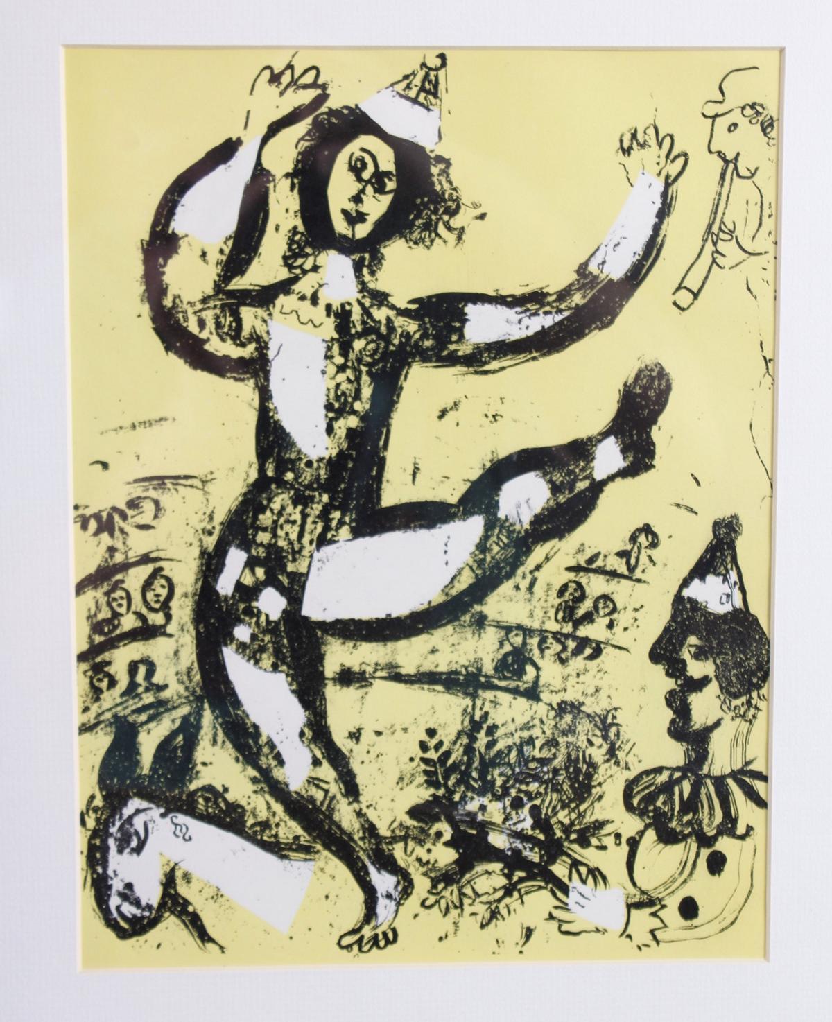 Marc Chagall (1887-1985)-2