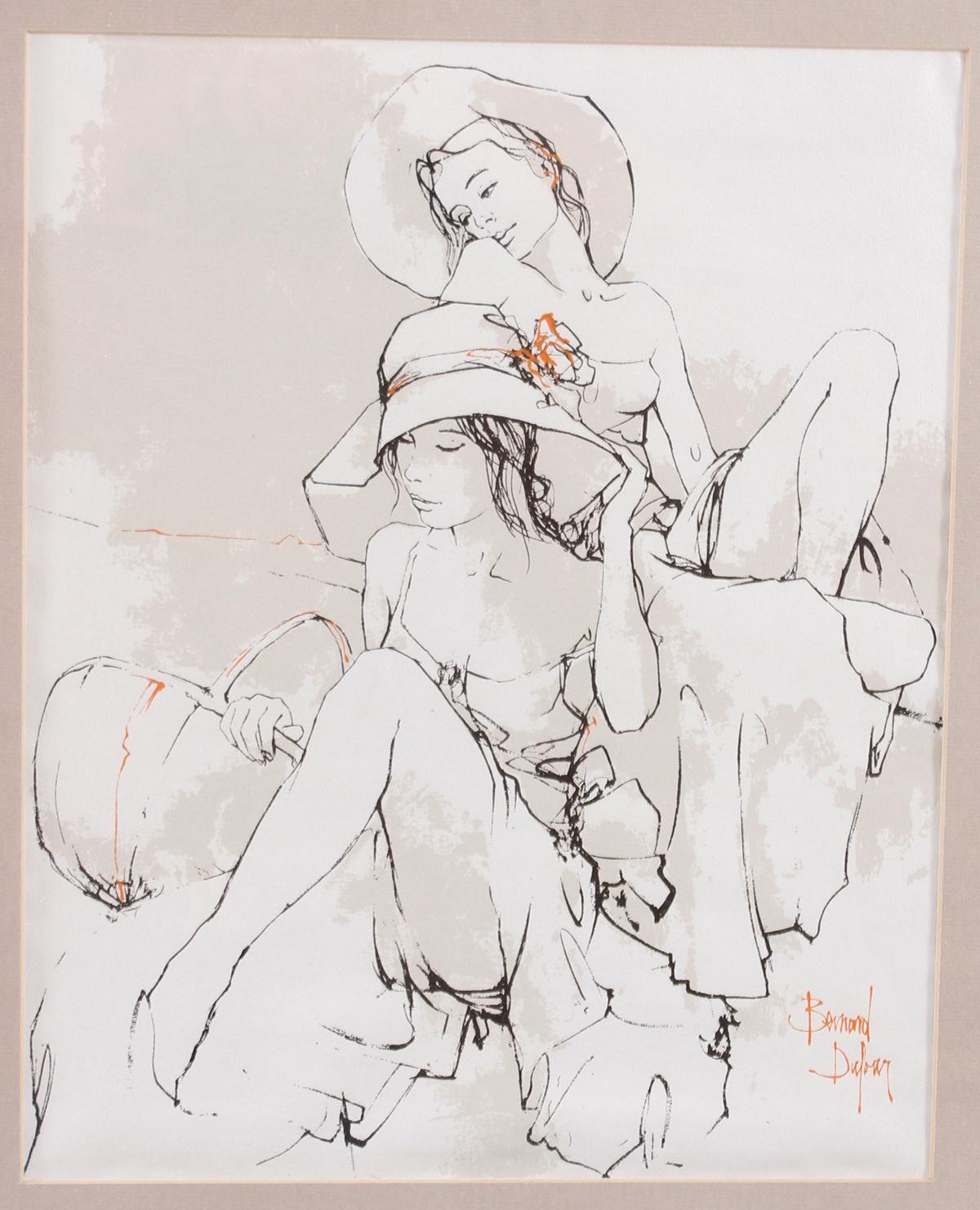 Bernard Doufour (Frankreich 1922-2016)-2
