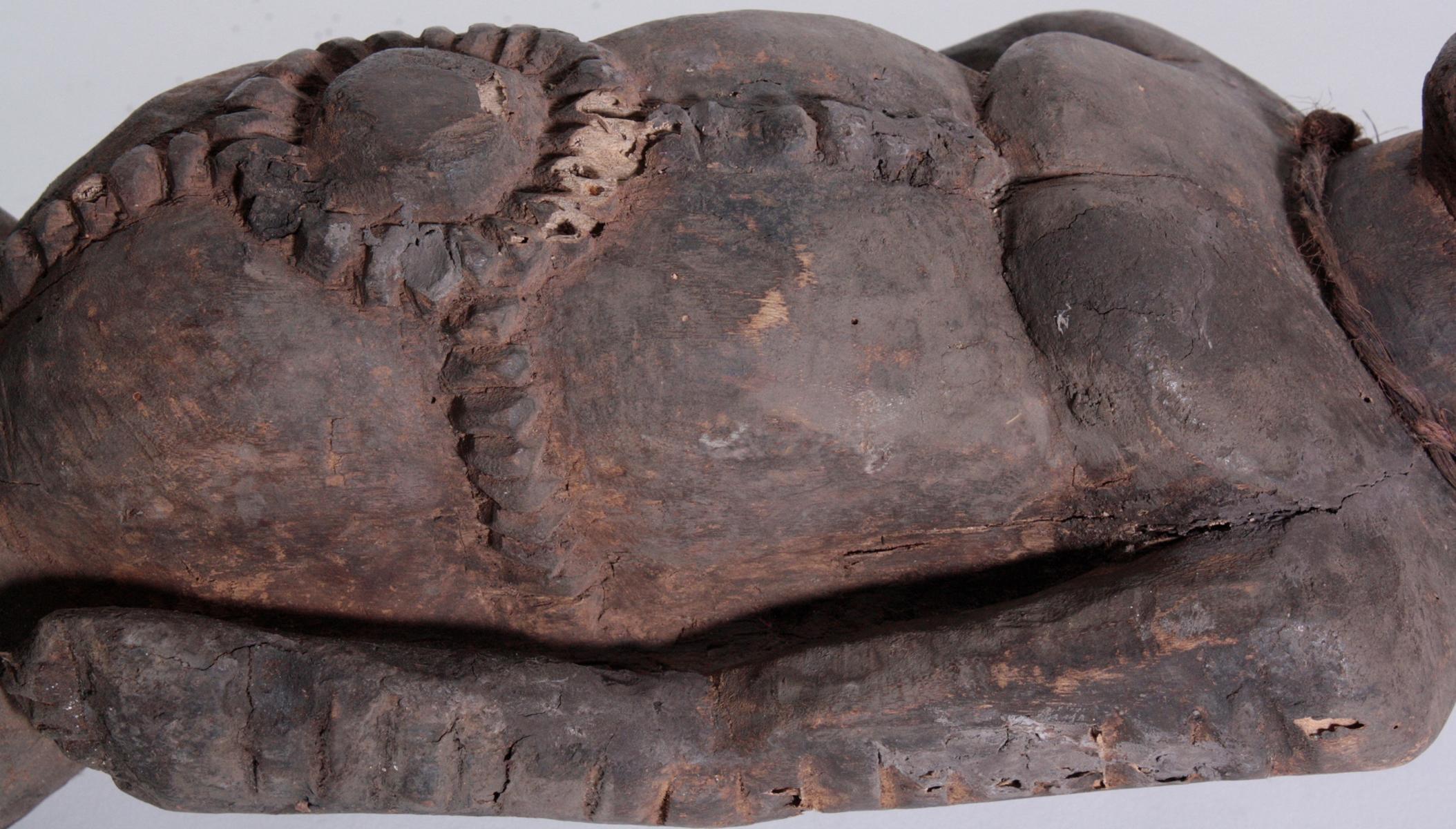 Ältere Ahnen-Figur, Tabwa, D. R. Kongo-8