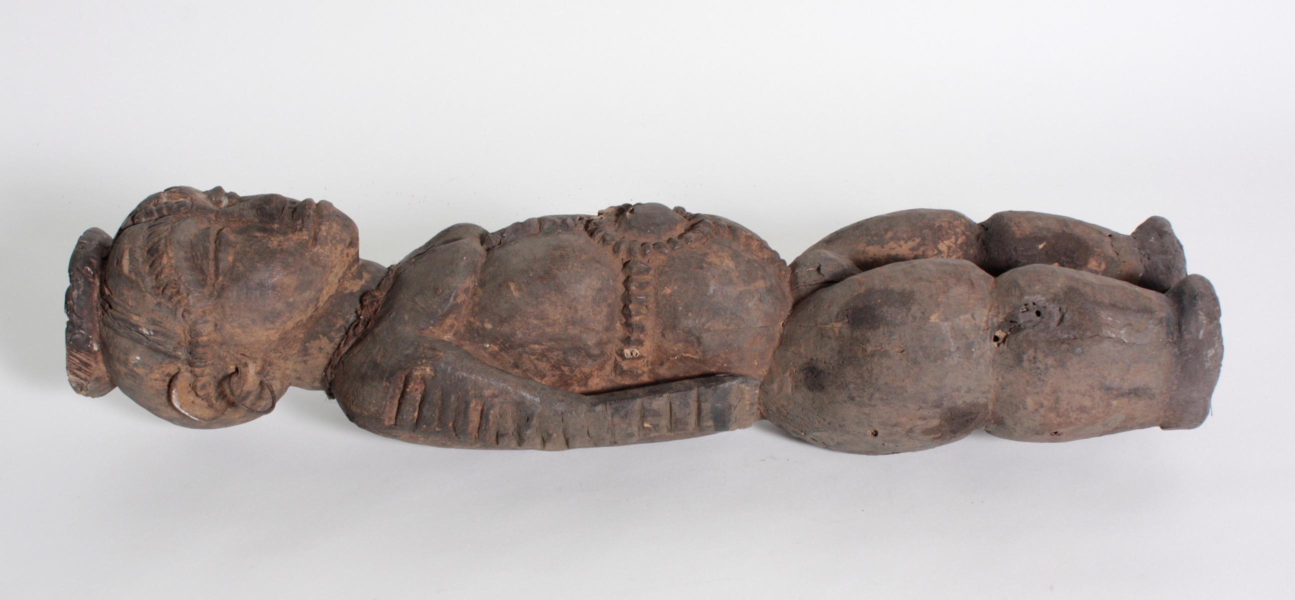 Ältere Ahnen-Figur, Tabwa, D. R. Kongo-9