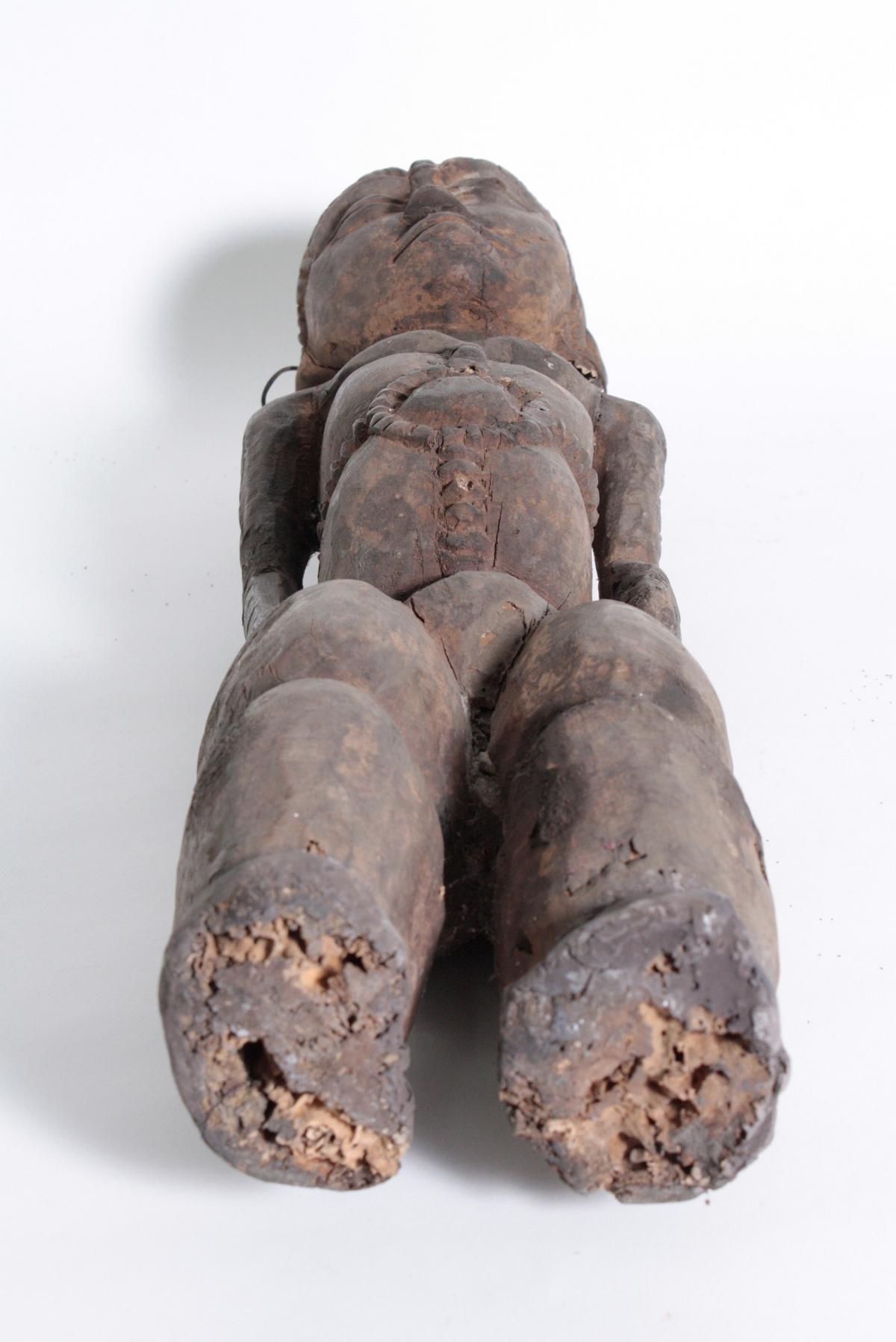 Ältere Ahnen-Figur, Tabwa, D. R. Kongo-12