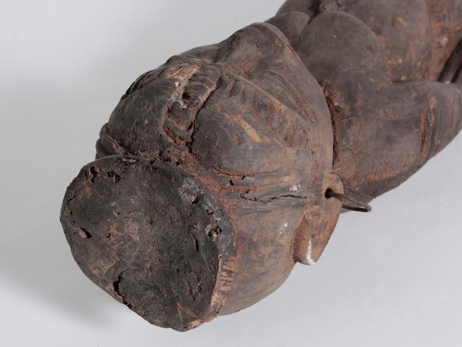 Ältere Ahnen-Figur, Tabwa, D. R. Kongo-14
