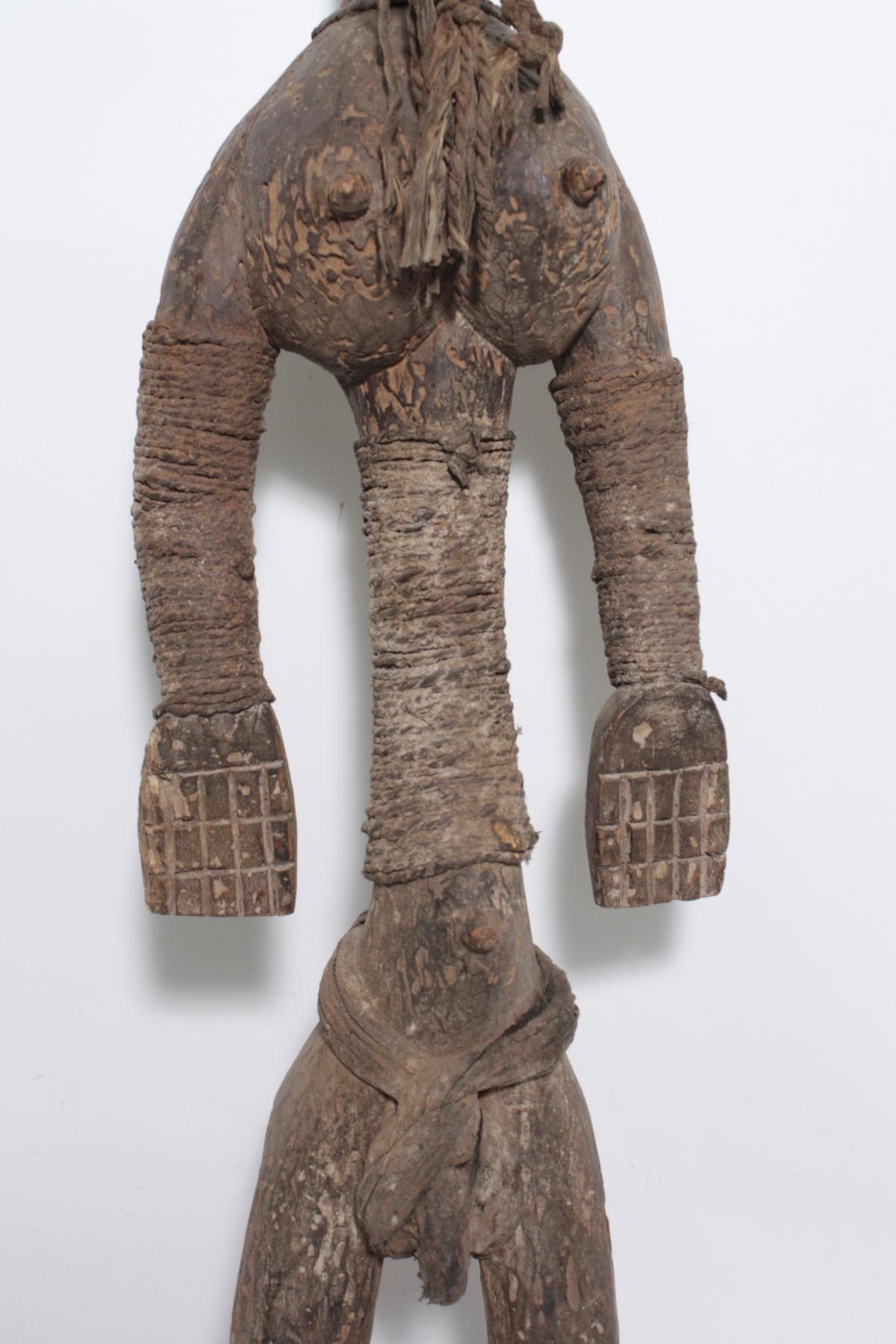 Ältere Große Figur, Dogon oder Bambara, Mali-3