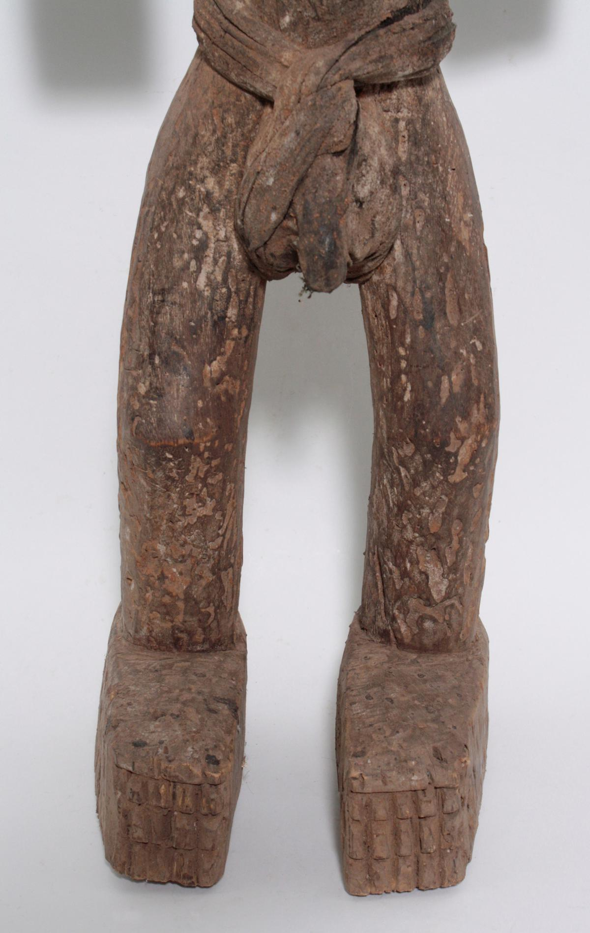 Ältere Große Figur, Dogon oder Bambara, Mali-4