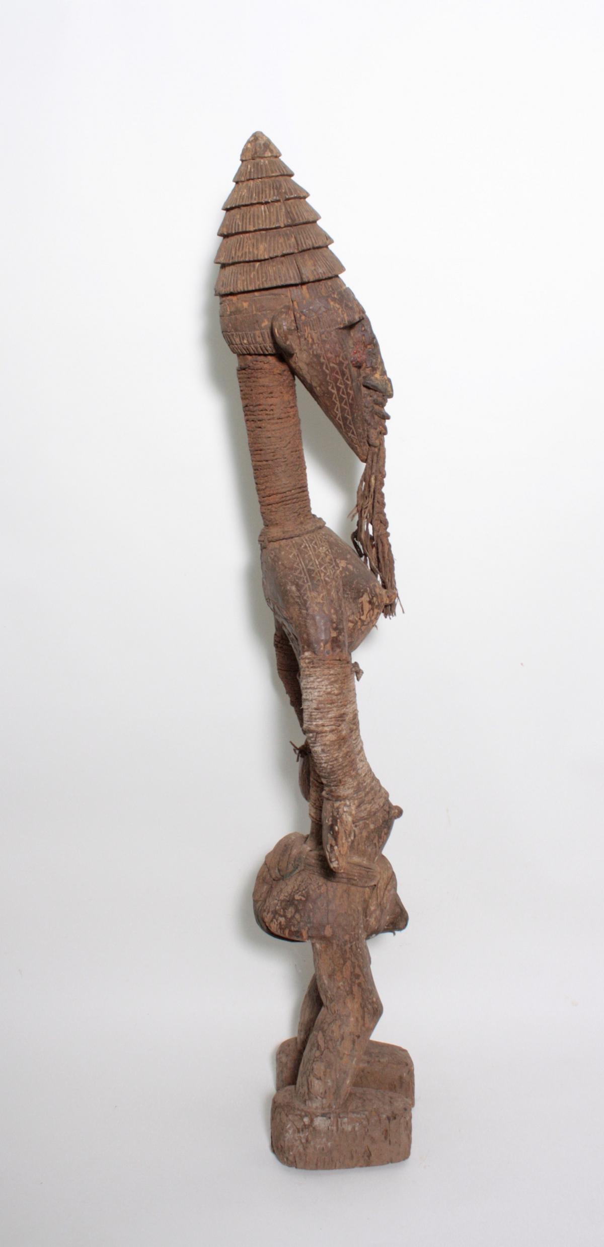Ältere Große Figur, Dogon oder Bambara, Mali-5