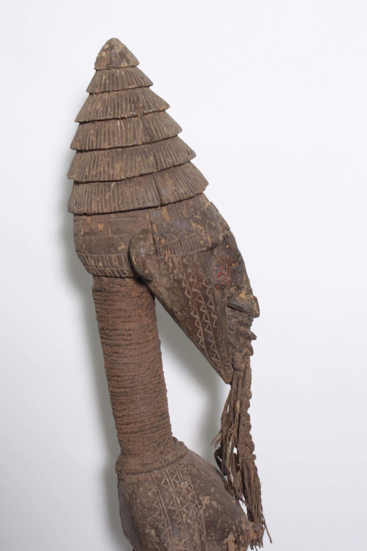 Ältere Große Figur, Dogon oder Bambara, Mali-6
