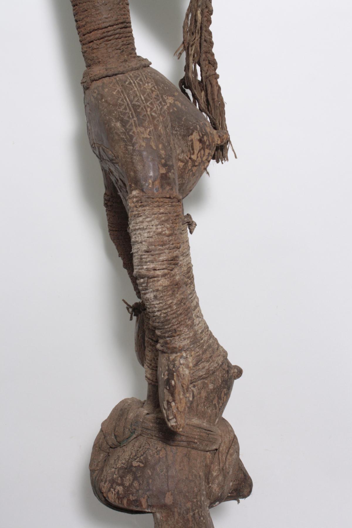 Ältere Große Figur, Dogon oder Bambara, Mali-7