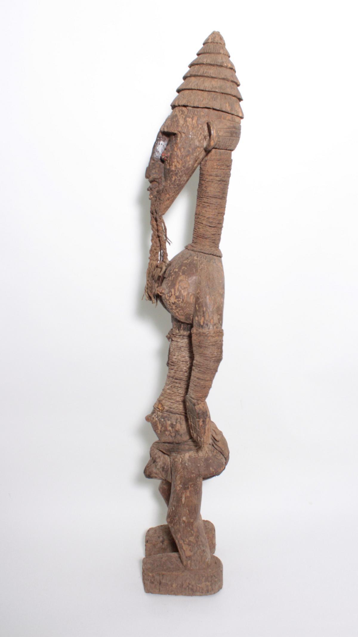 Ältere Große Figur, Dogon oder Bambara, Mali-13
