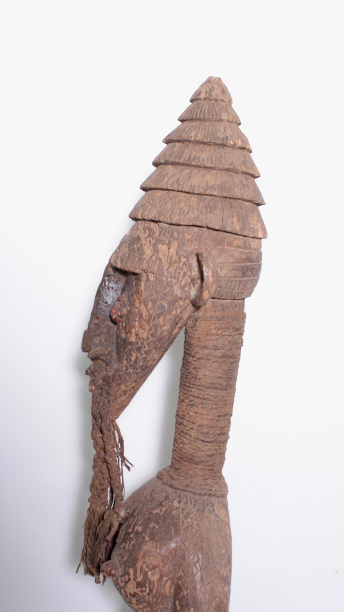 Ältere Große Figur, Dogon oder Bambara, Mali-14