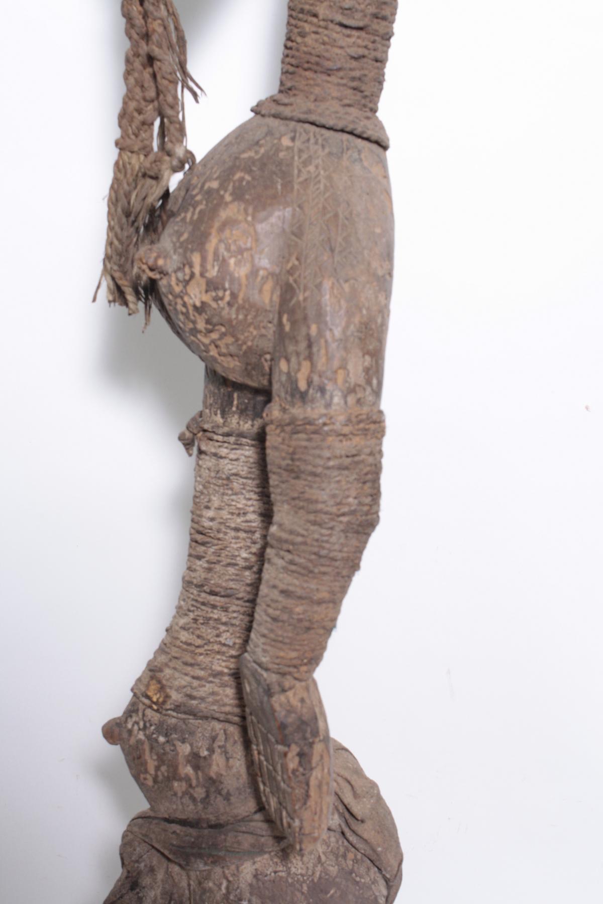 Ältere Große Figur, Dogon oder Bambara, Mali-15