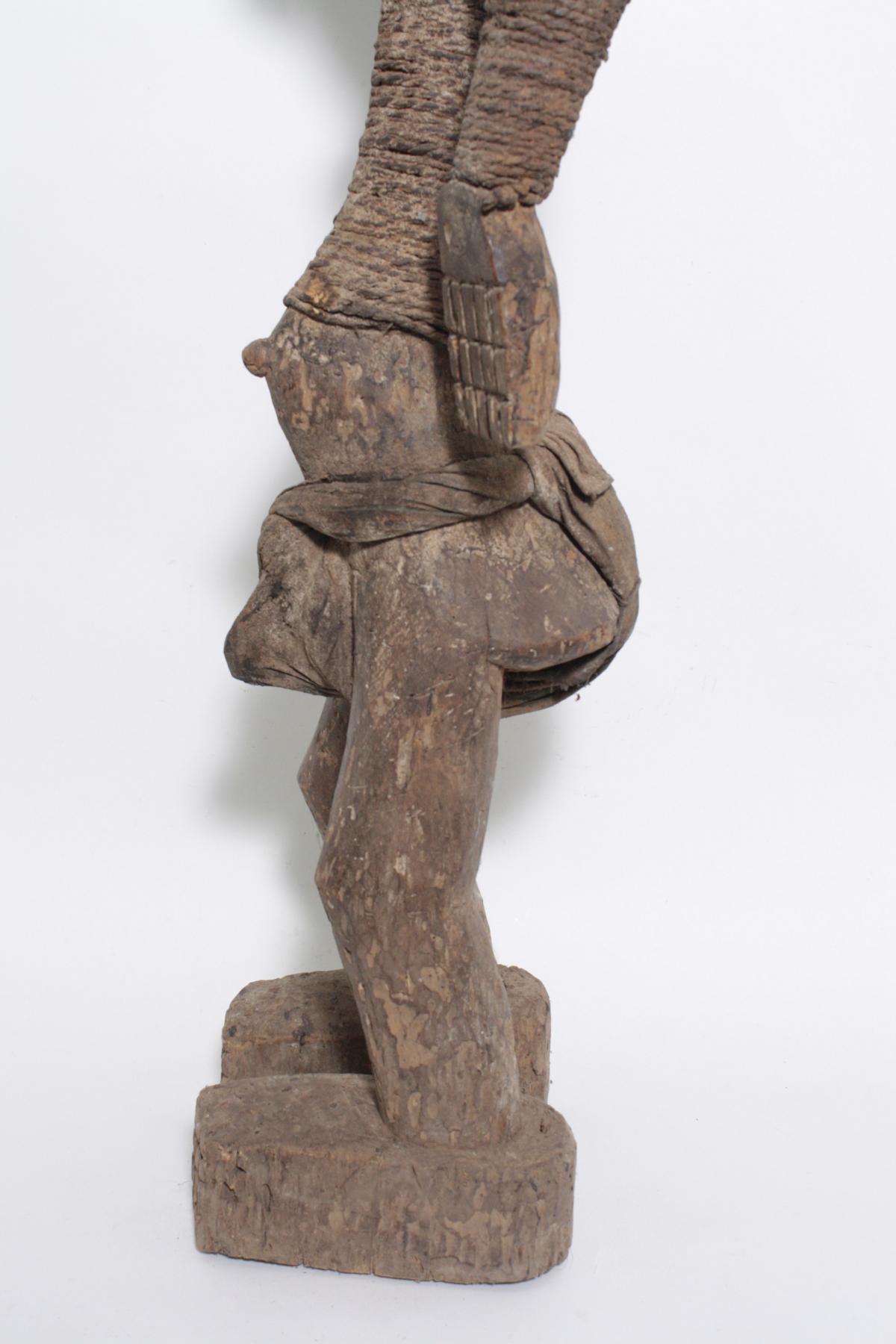 Ältere Große Figur, Dogon oder Bambara, Mali-16