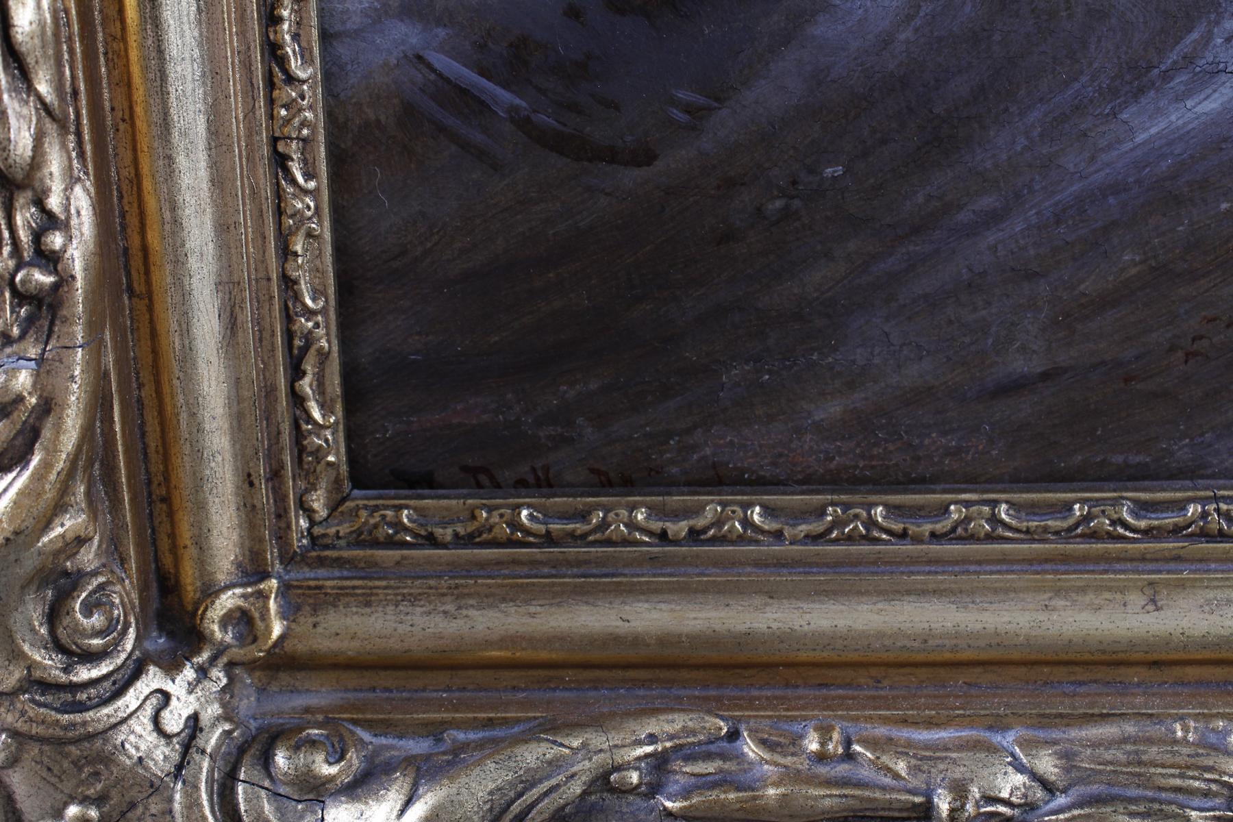 Anton Doll 1826 – 1887, Winterfreuden-3