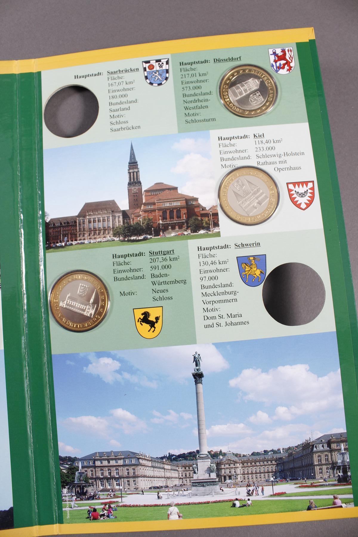 Sammlung Gedenkmedaillen, Messing/Neusilber-8