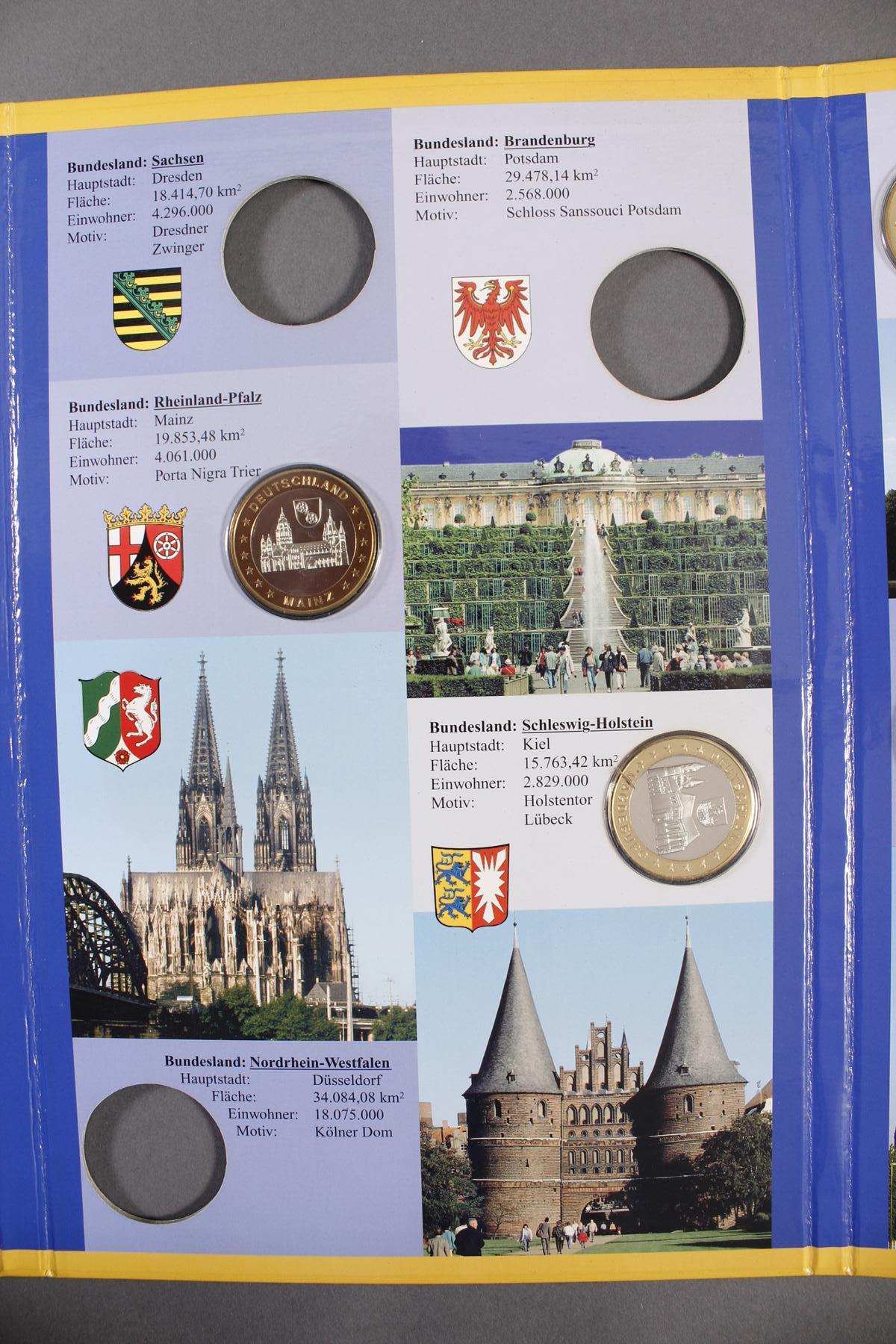 Sammlung Gedenkmedaillen, Messing/Neusilber-15