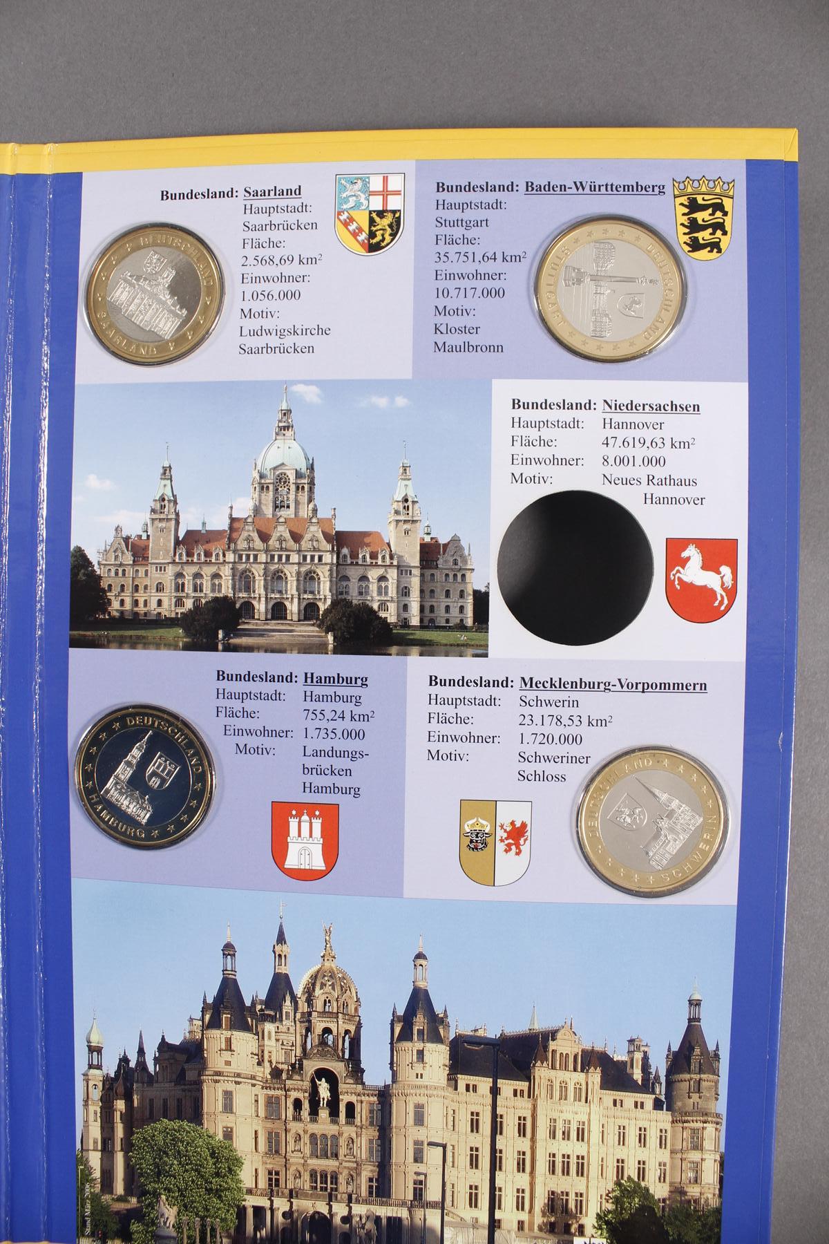 Sammlung Gedenkmedaillen, Messing/Neusilber-16