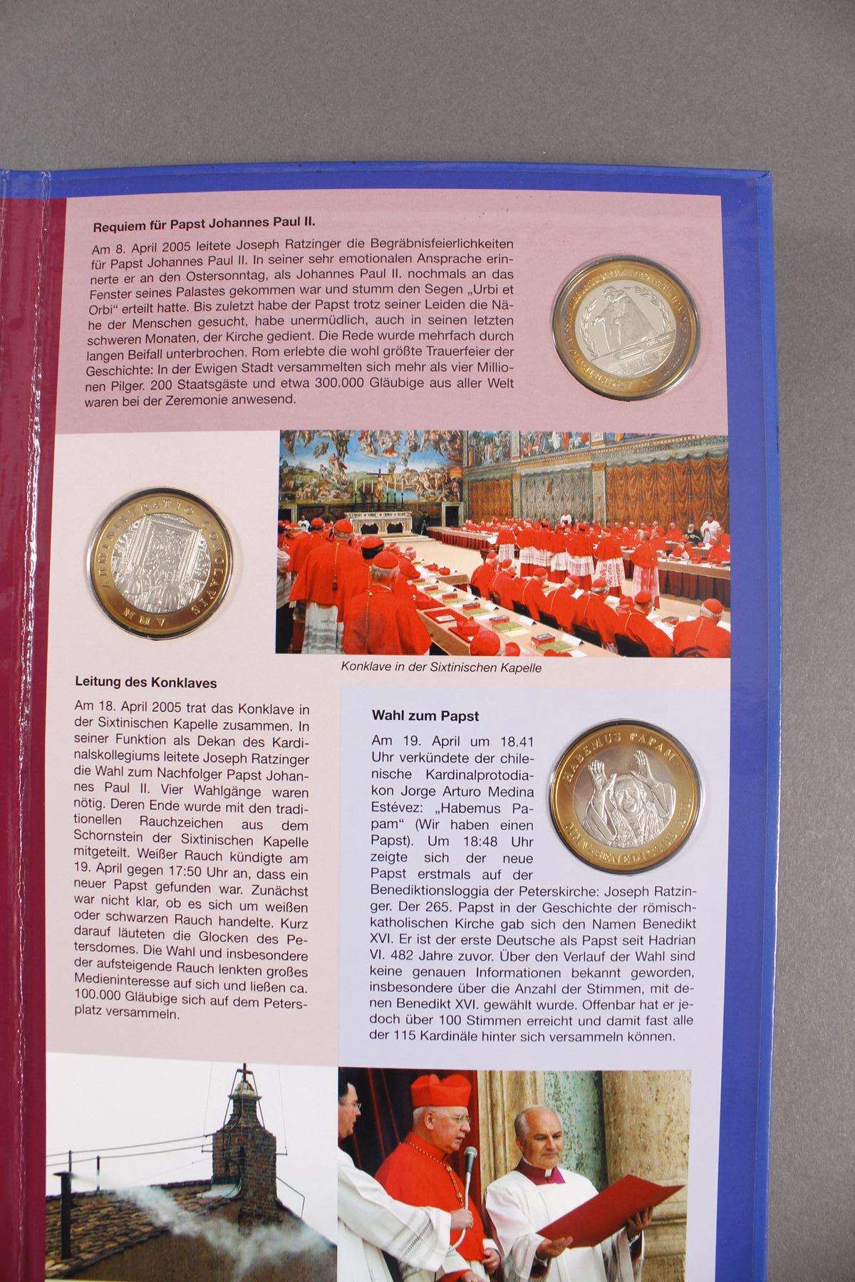 Sammlung Gedenkmedaillen, Messing/Neusilber-24