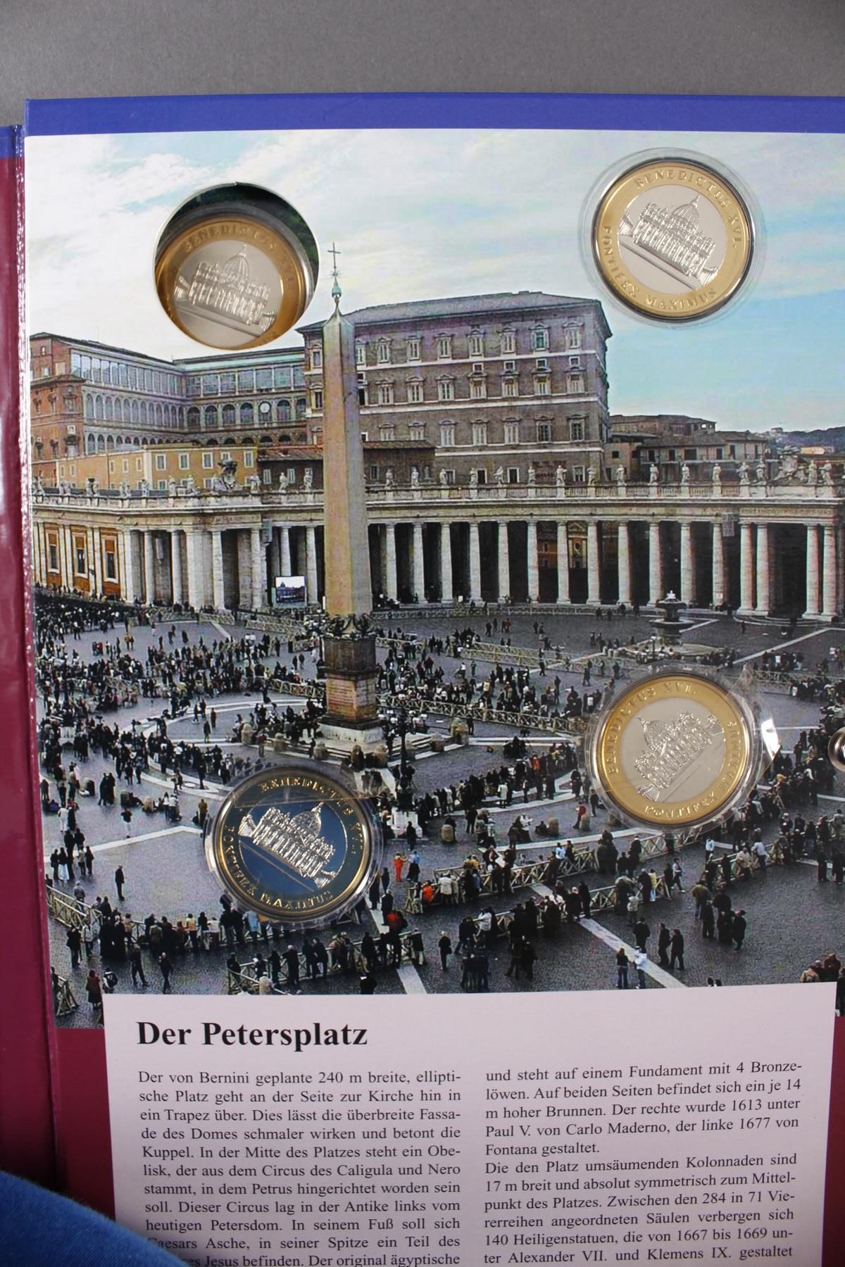 Sammlung Gedenkmedaillen, Messing/Neusilber-25