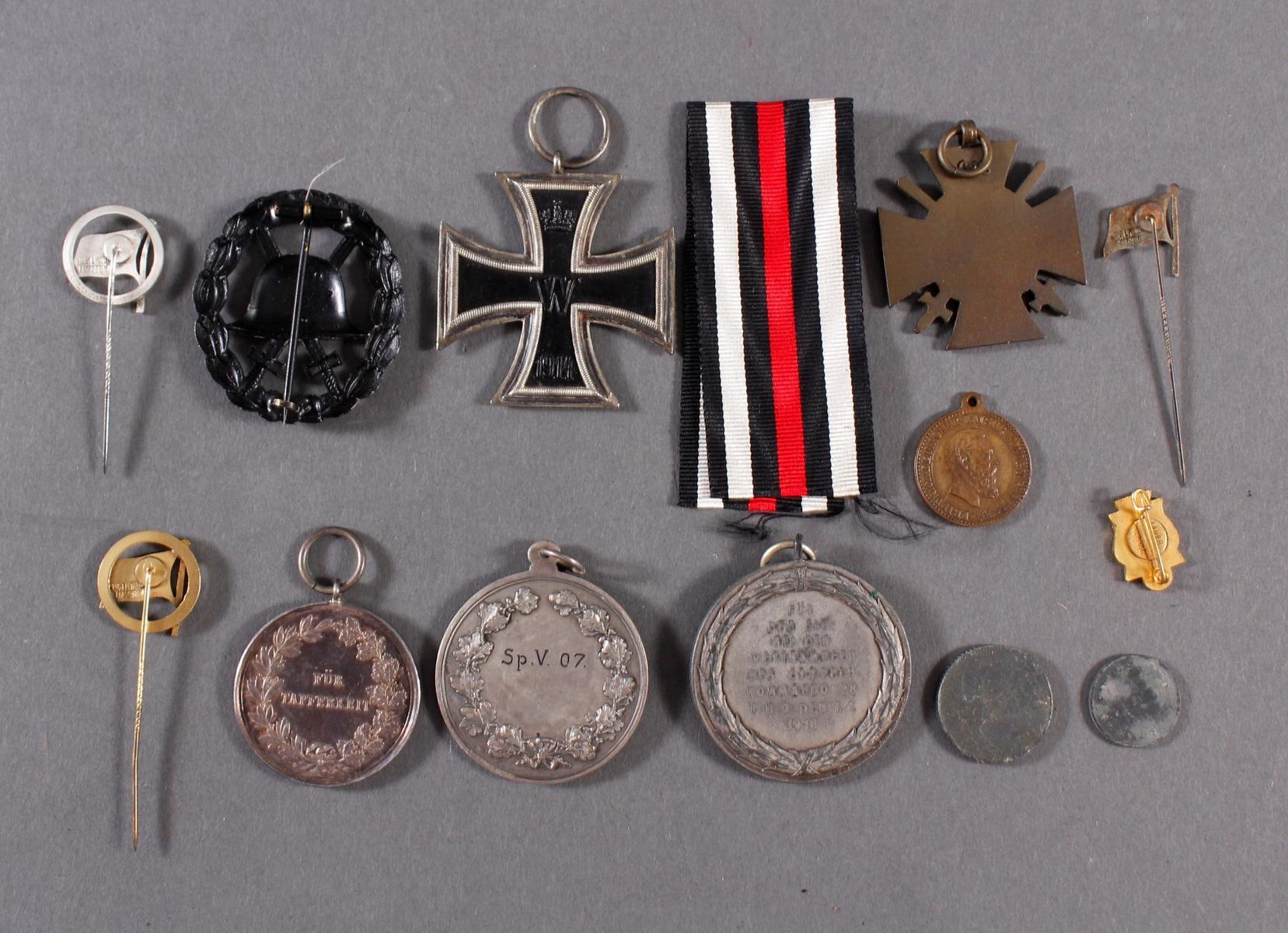 Konvolut Orden und Ehrenzeichen 1. WK-2