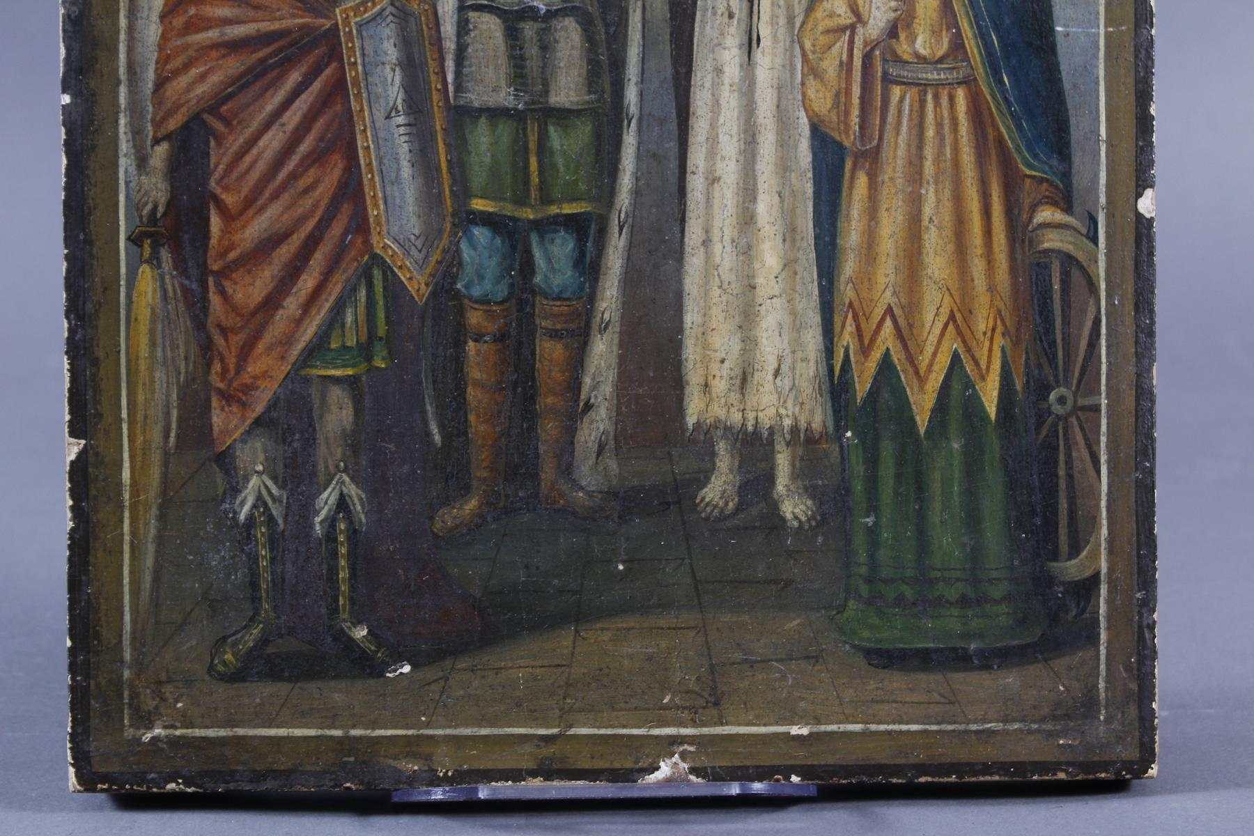 Ikone, Russland 19. Jahrhundert-3