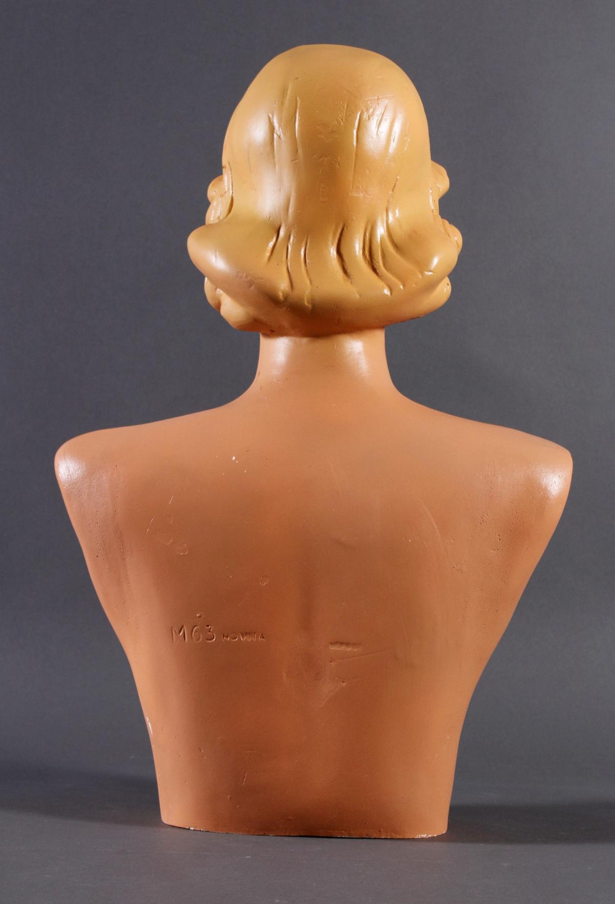 Weibliche Werbebüste, Frankreich 60er Jahre-4