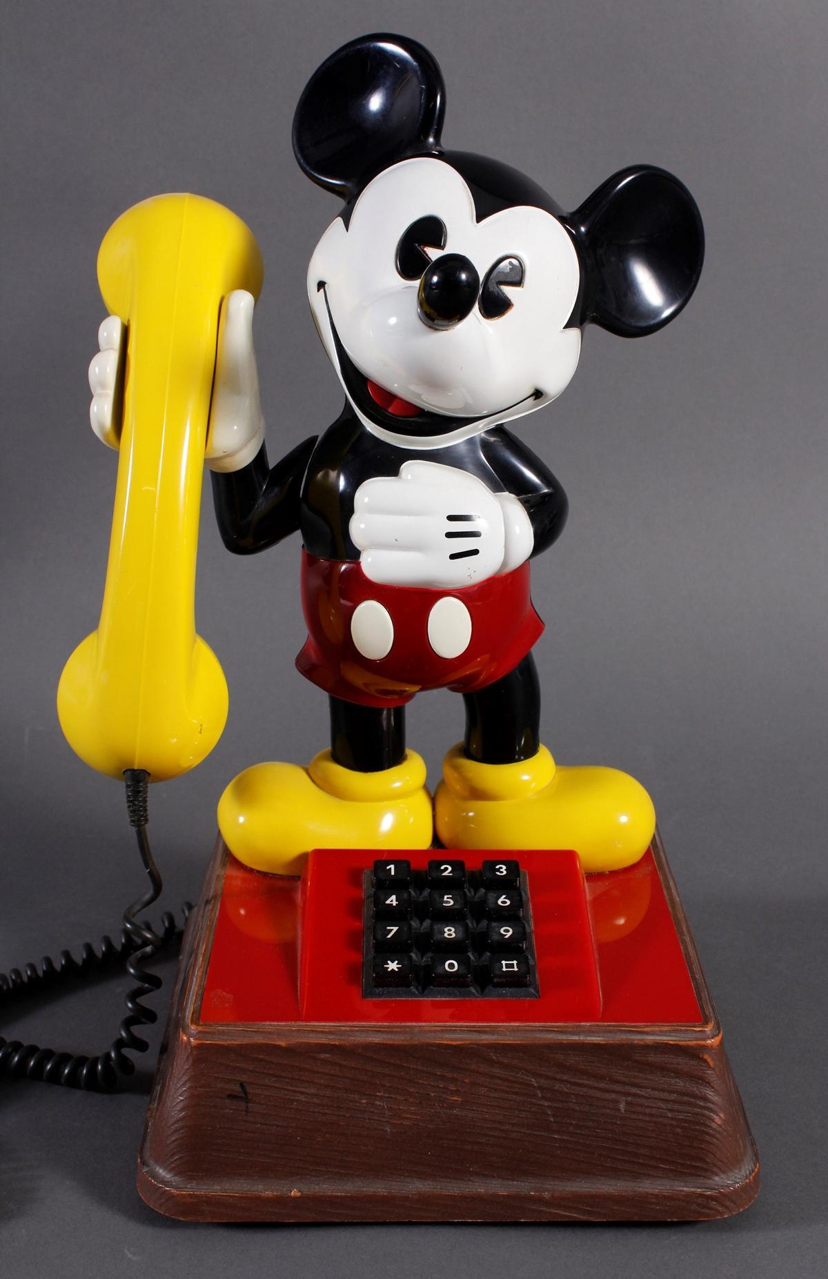 Micky Maus, Tastentelefon, Disney für die Deutsche Post-2