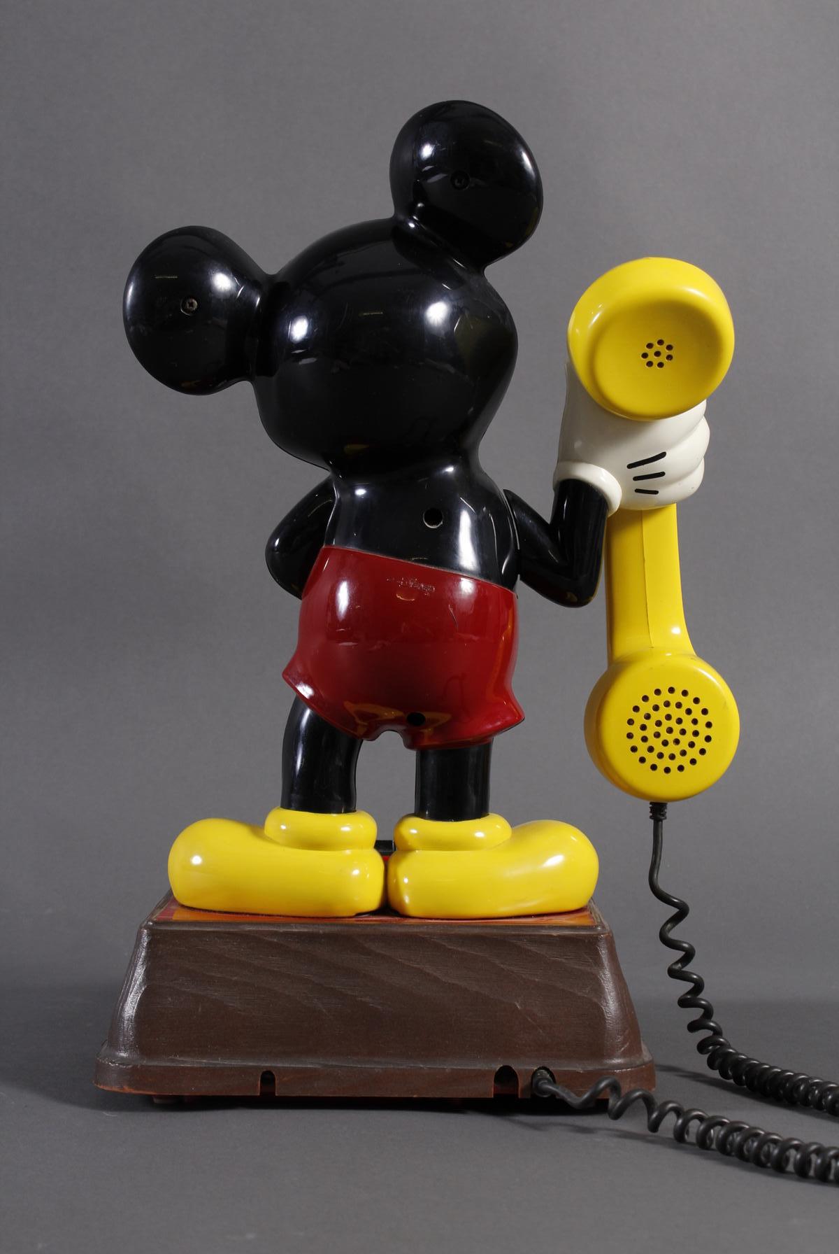 Micky Maus, Tastentelefon, Disney für die Deutsche Post-3
