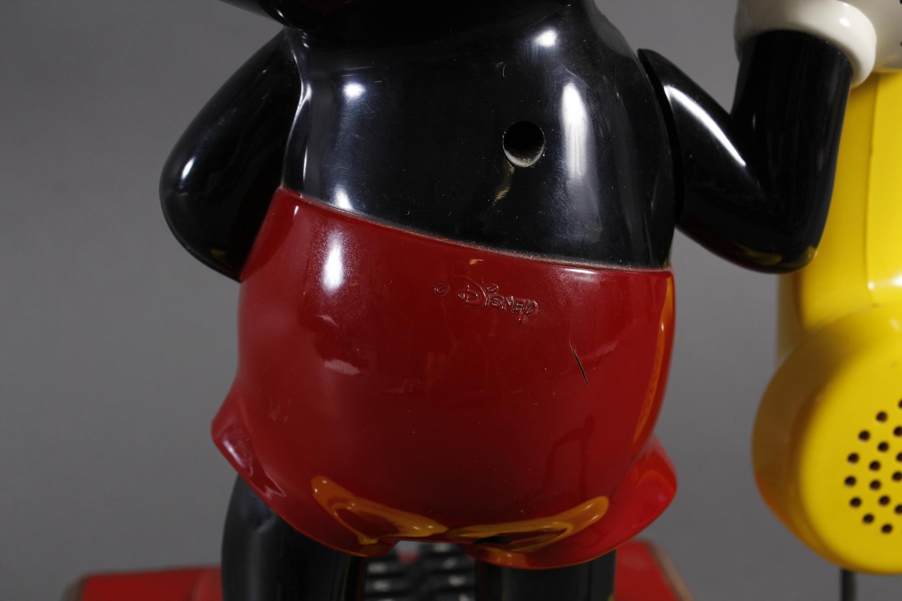 Micky Maus, Tastentelefon, Disney für die Deutsche Post-4