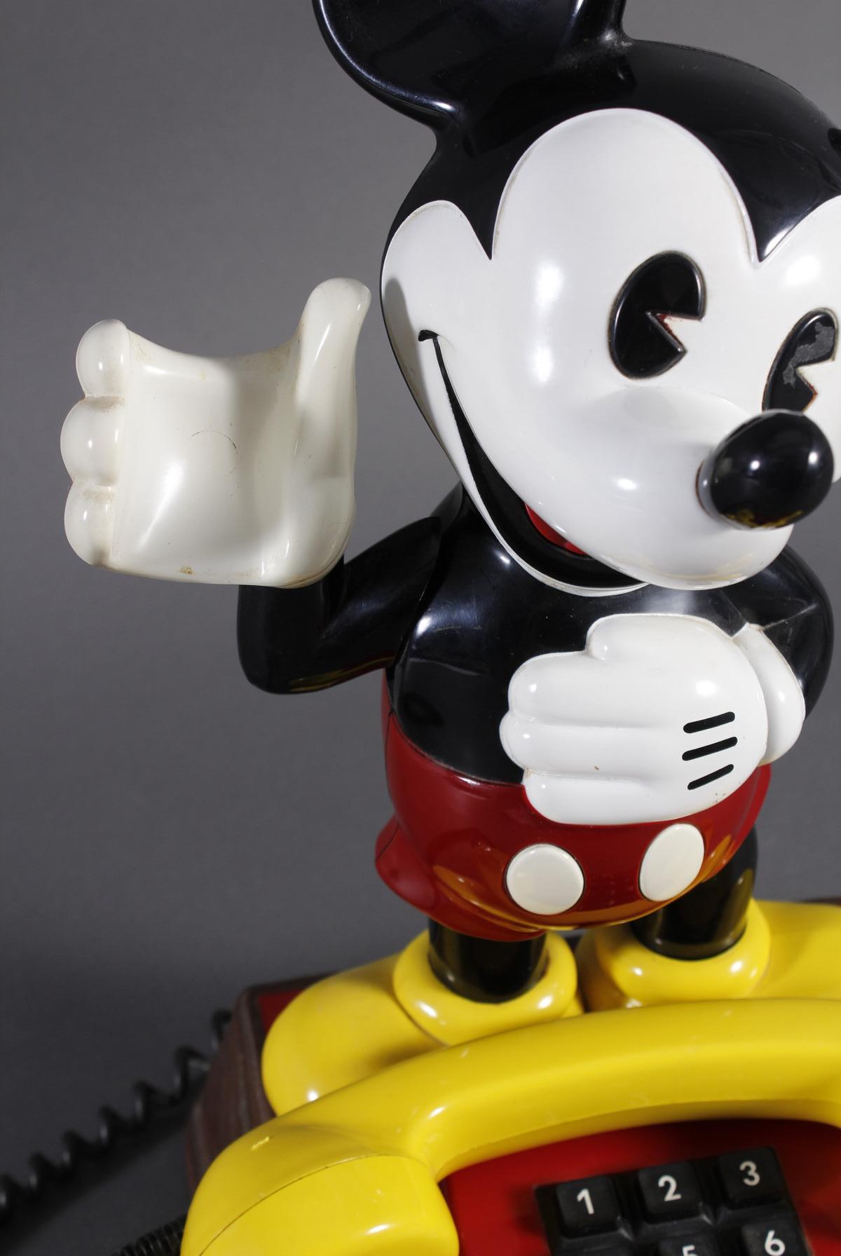 Micky Maus, Tastentelefon, Disney für die Deutsche Post-5