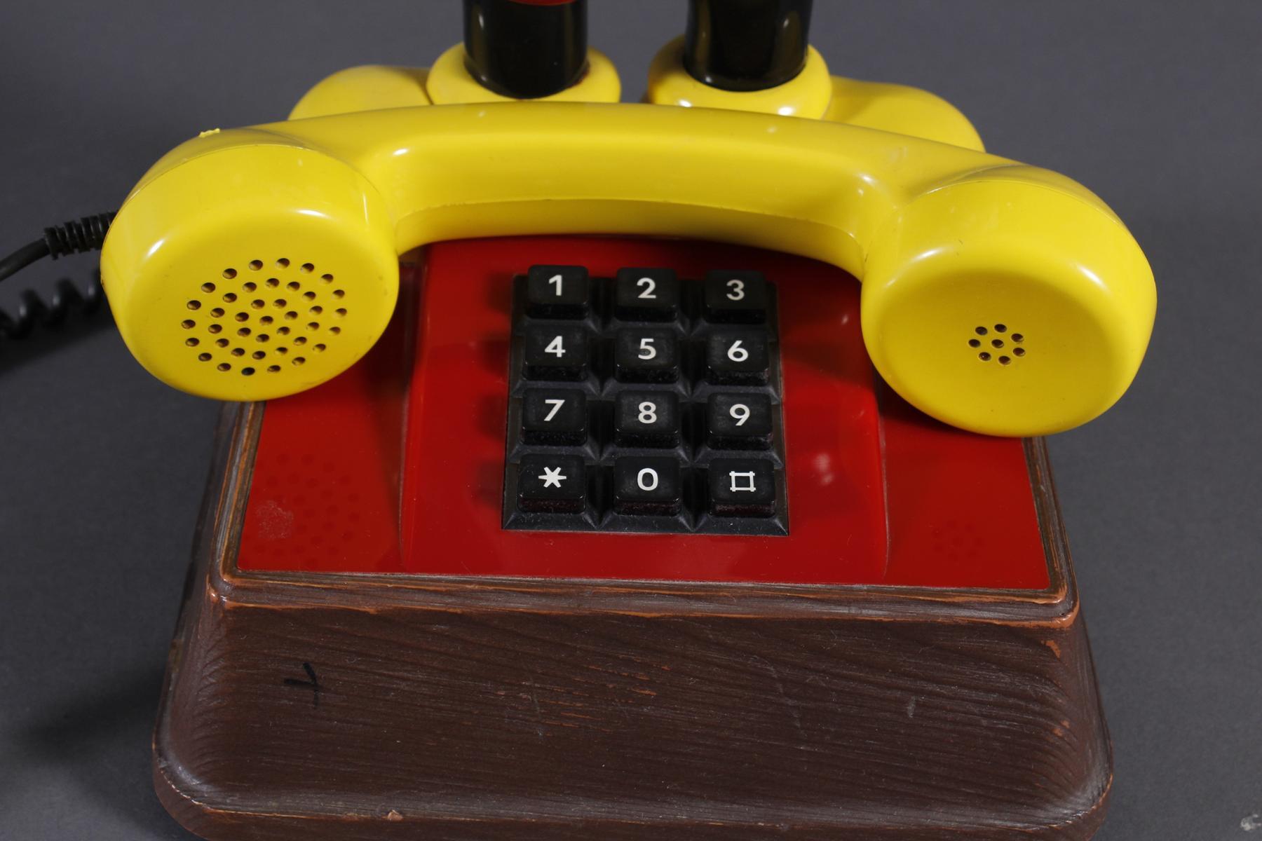 Micky Maus, Tastentelefon, Disney für die Deutsche Post-6