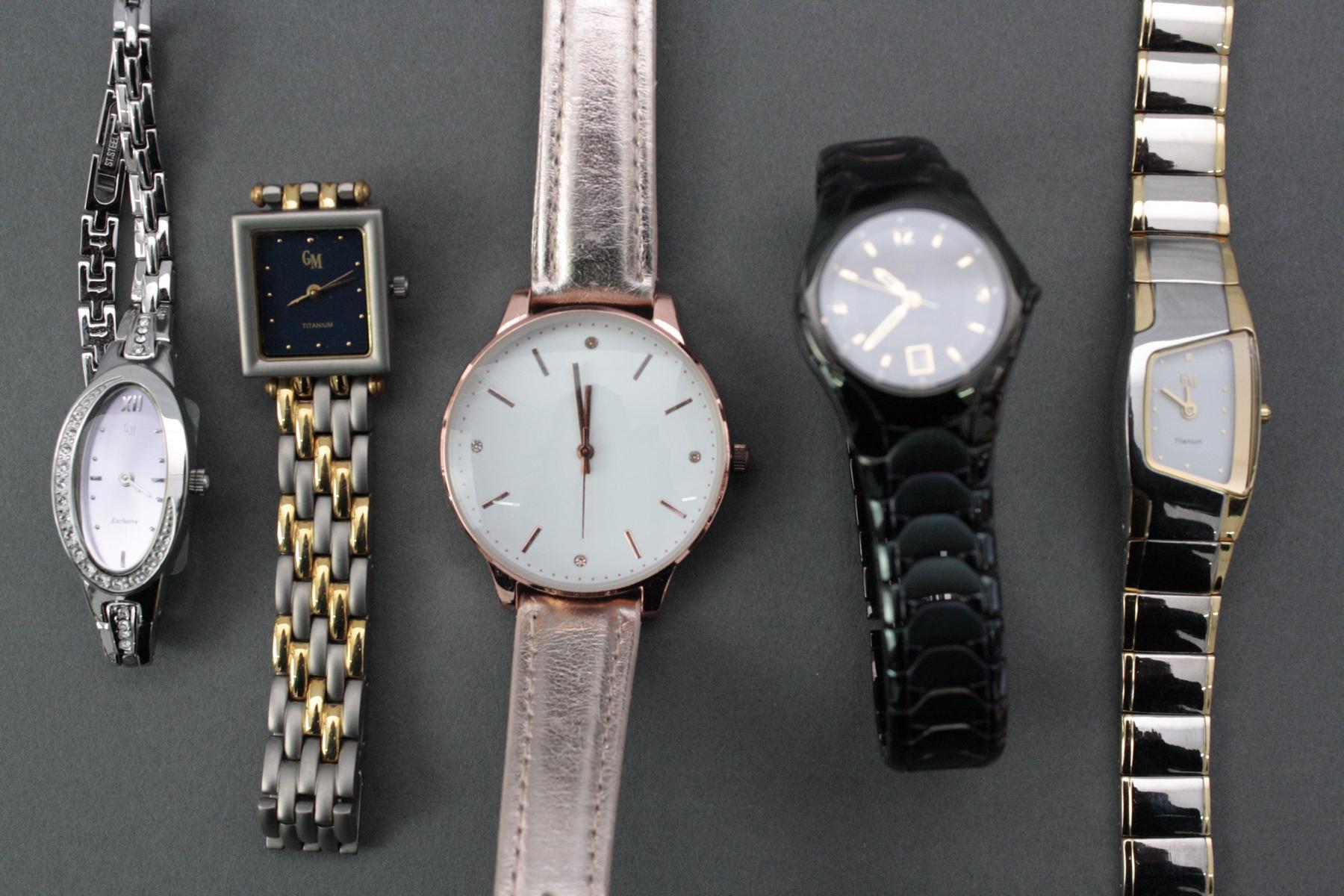 Konvolut Damenarmbanduhren verschiedener Hersteller-2