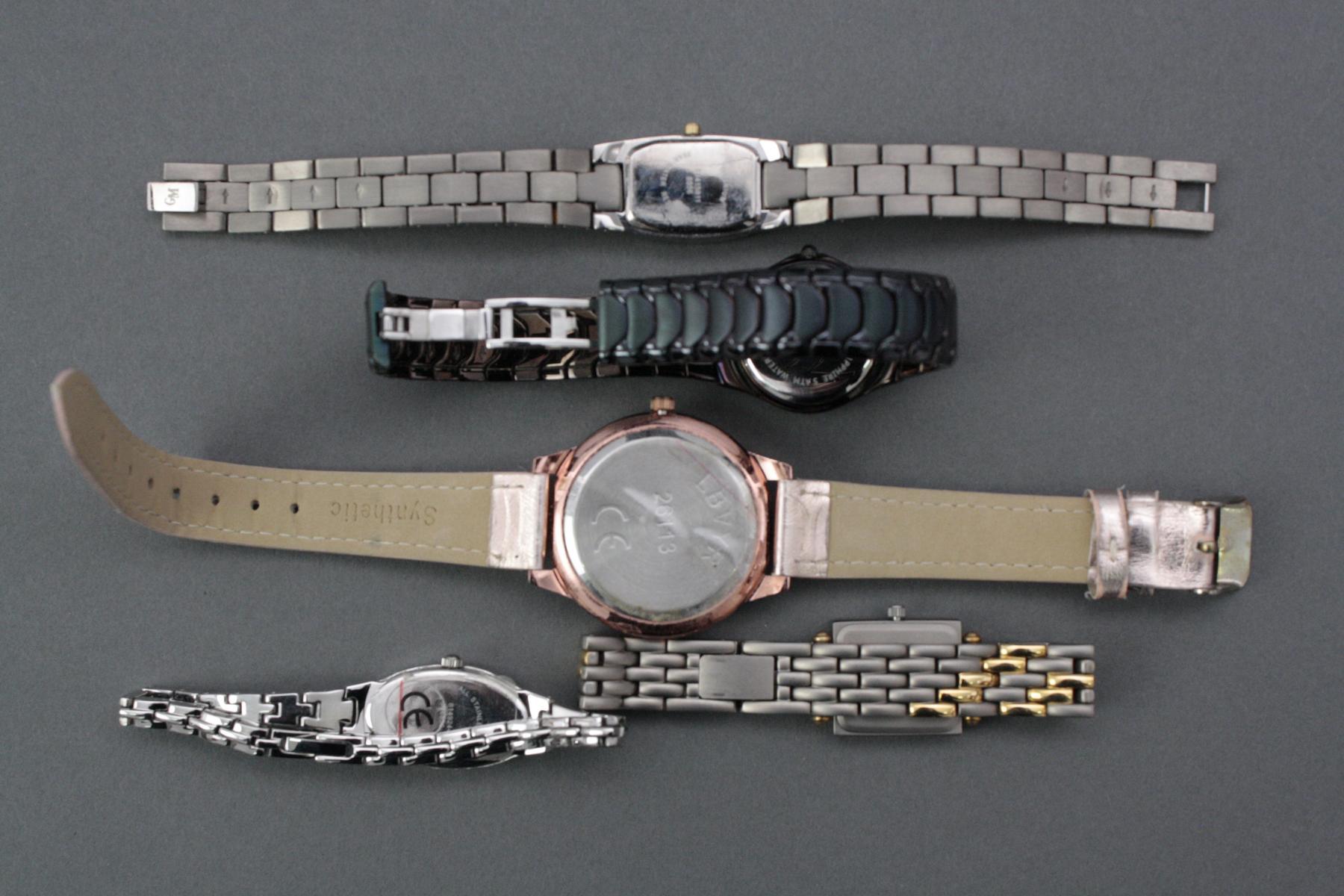 Konvolut Damenarmbanduhren verschiedener Hersteller-3