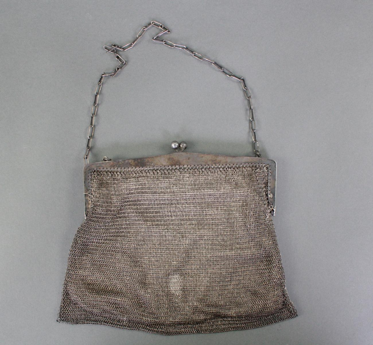 Kettengeflecht Tasche