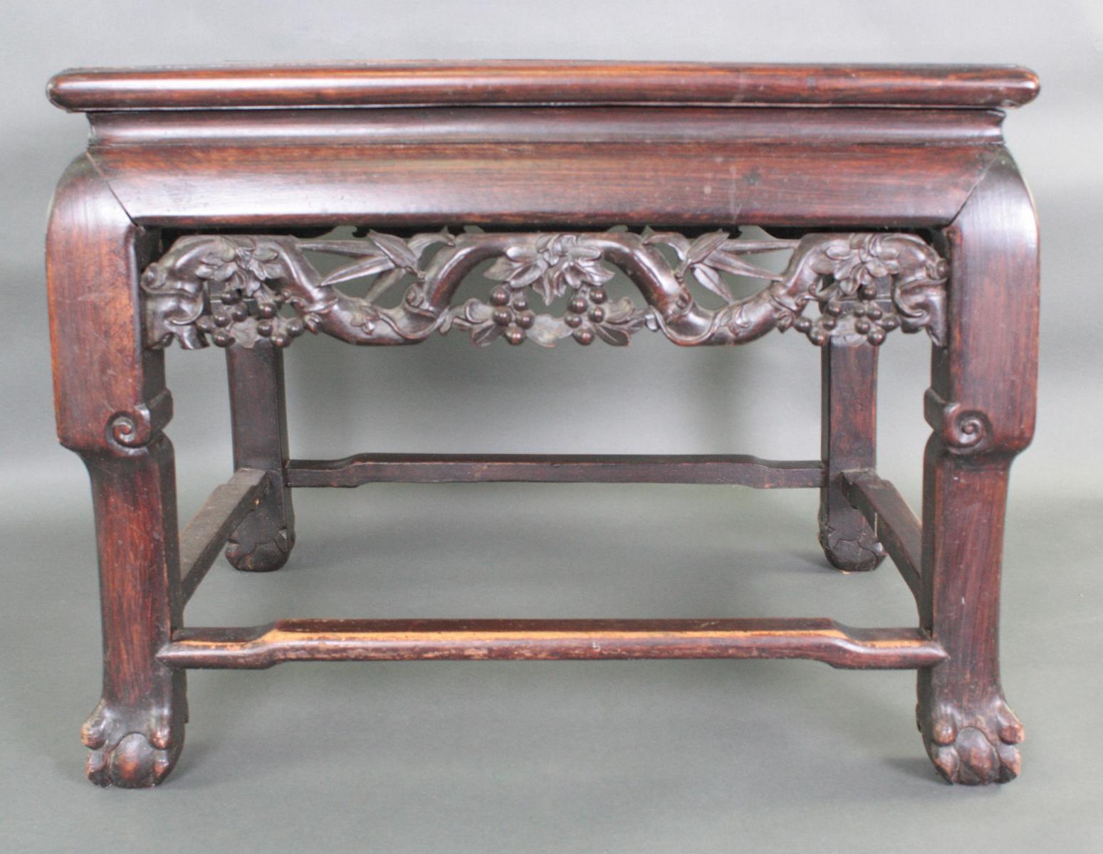 Barocktisch, 19. Jahrhundert