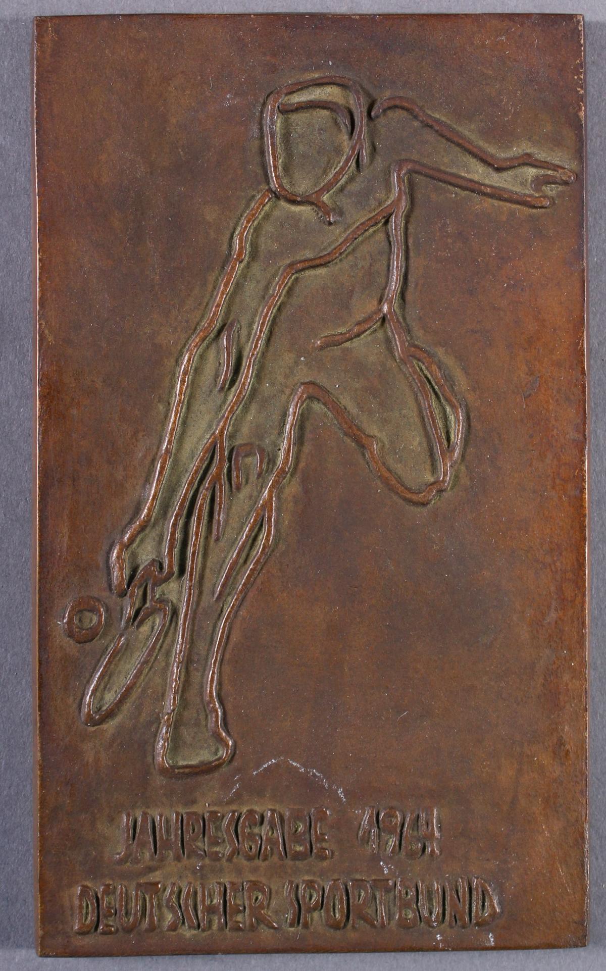 2 Jahresgaben des Deutschen Sportbundes 1964 und 1967-2