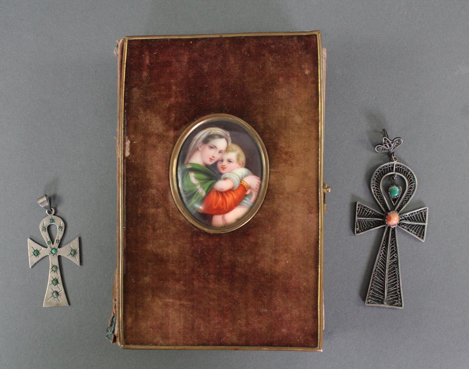 Religiöses Gegenstände, 3-teilig
