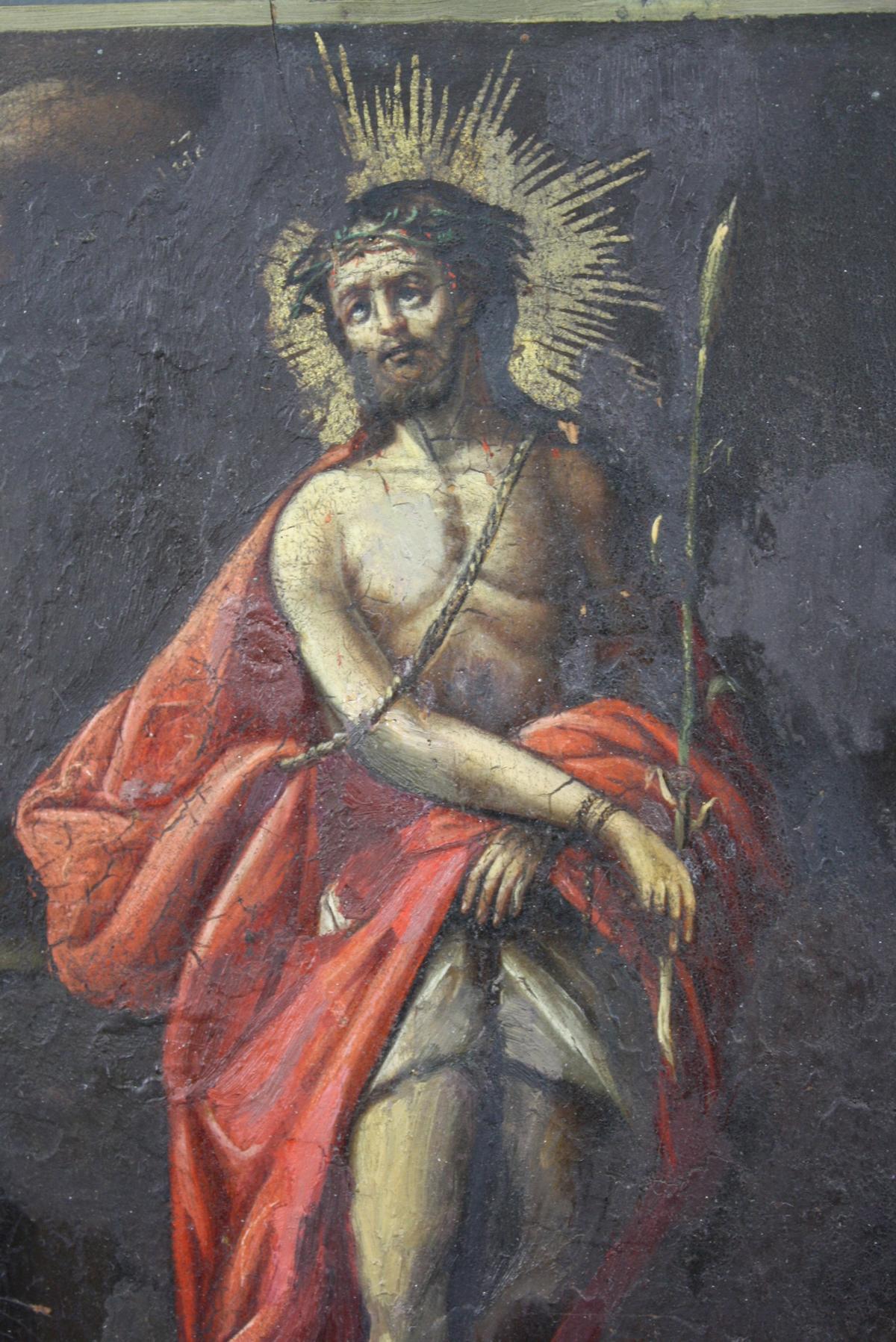 Ikone, Hl. Johannes der Täufer-2