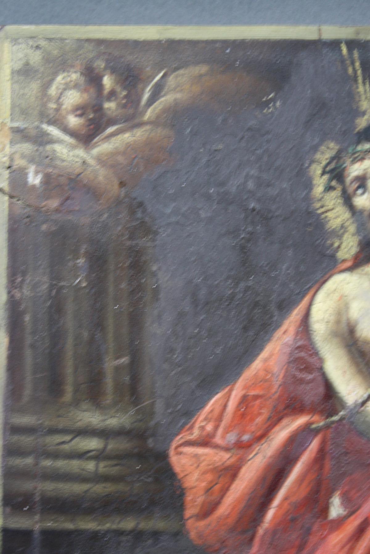 Ikone, Hl. Johannes der Täufer-3