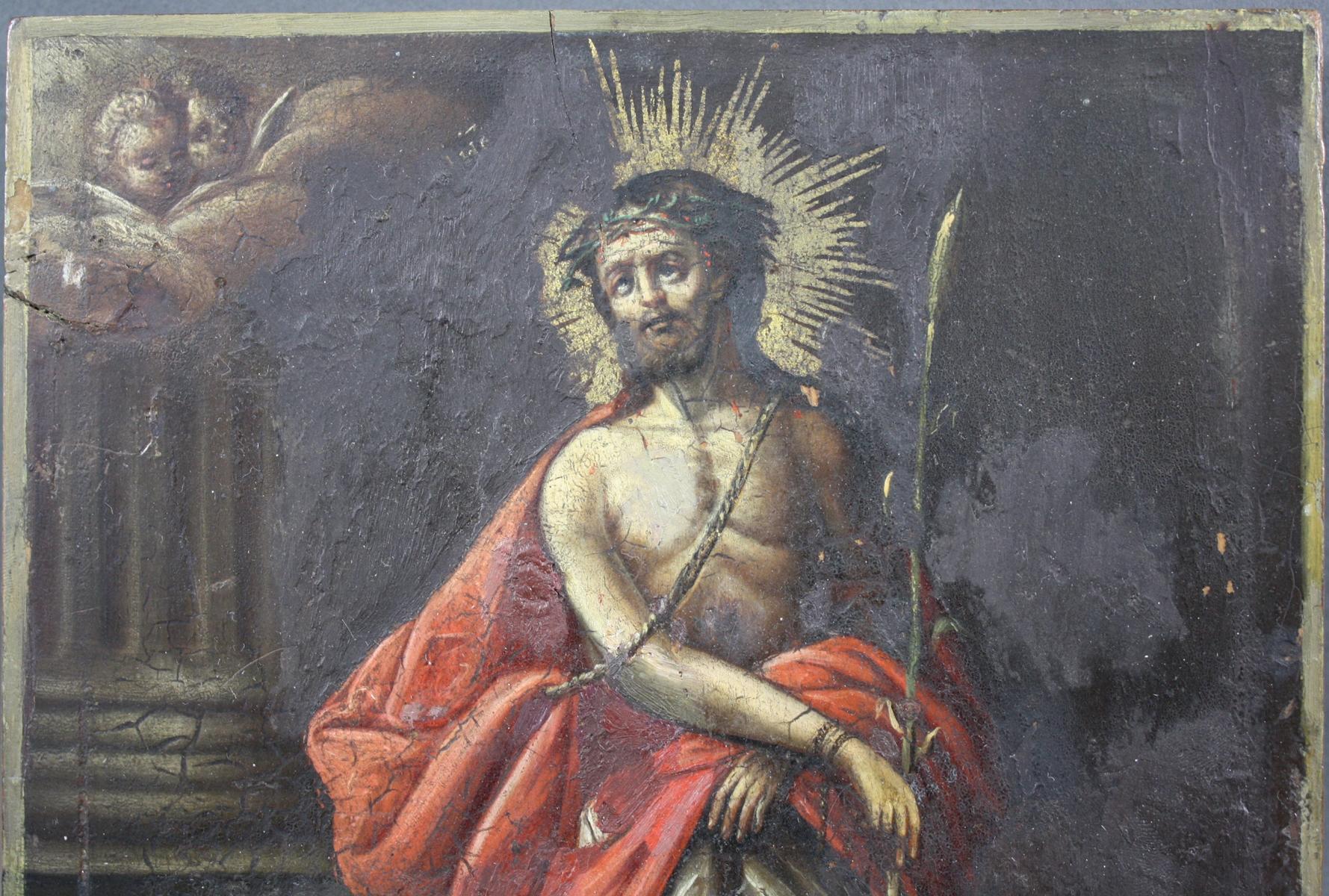 Ikone, Hl. Johannes der Täufer-5