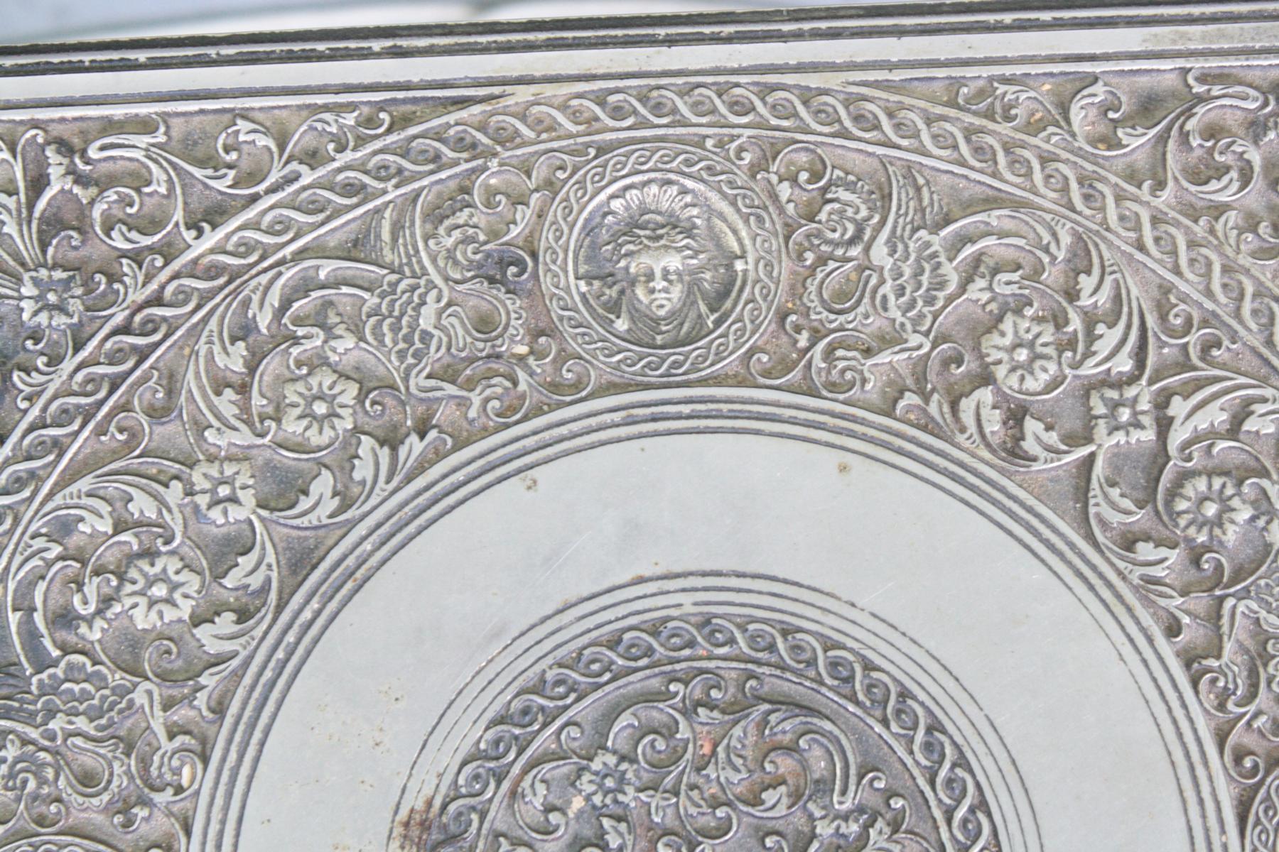 Historismus-Beistelltisch, spätes 19. Jahrhundert-4