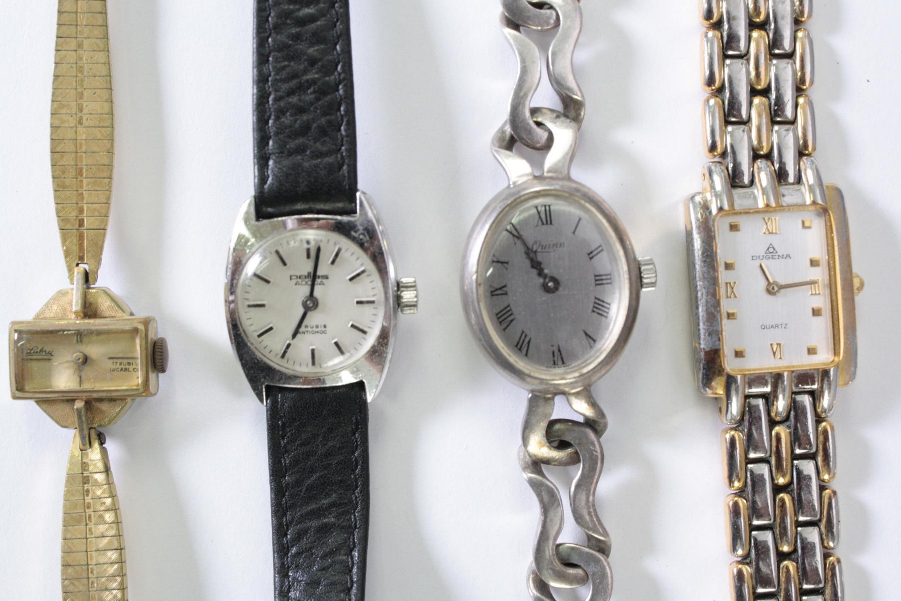 Konvolut Damen- und Herrenarmbanduhren-2
