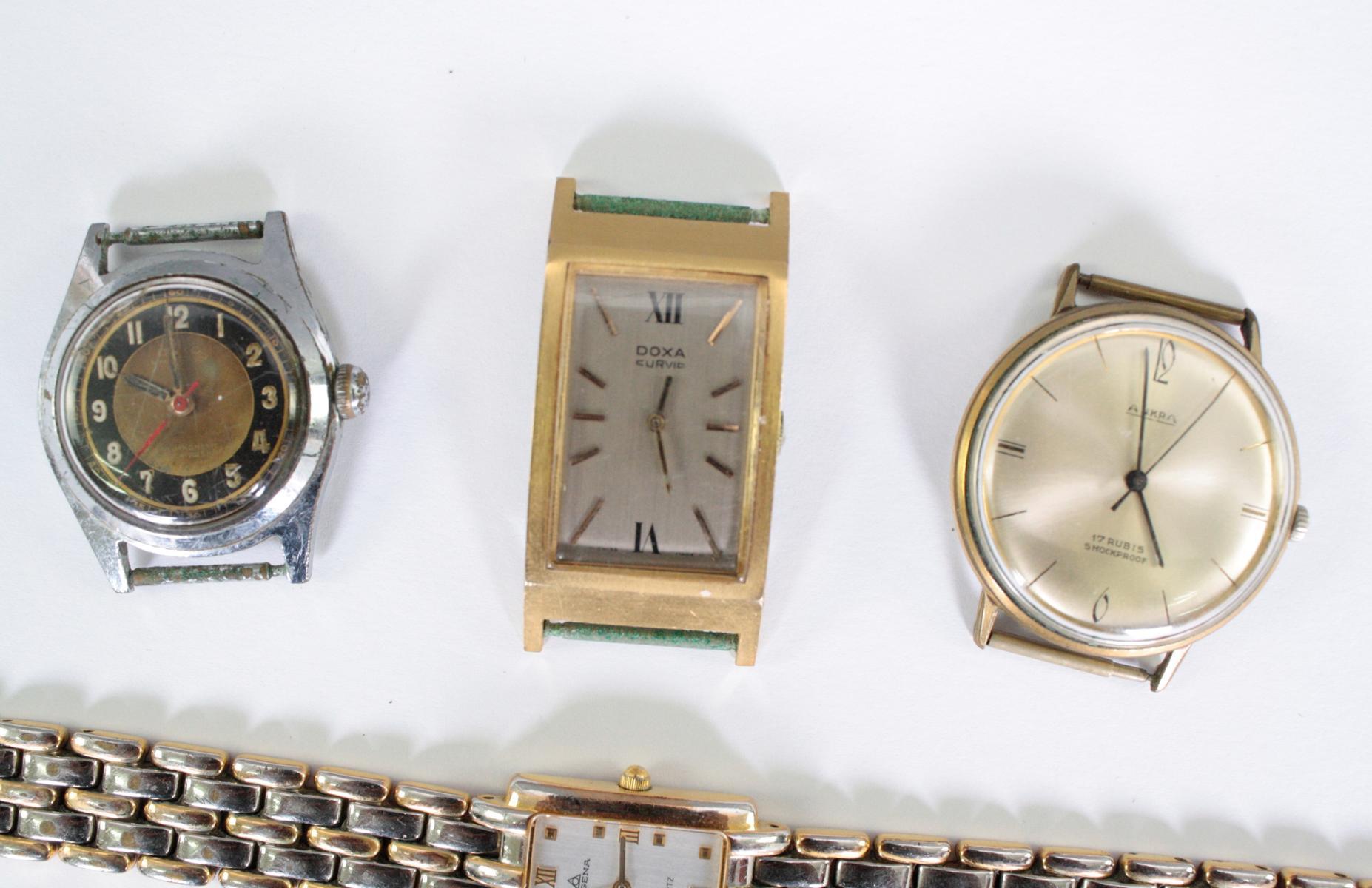 Konvolut Damen- und Herrenarmbanduhren-3