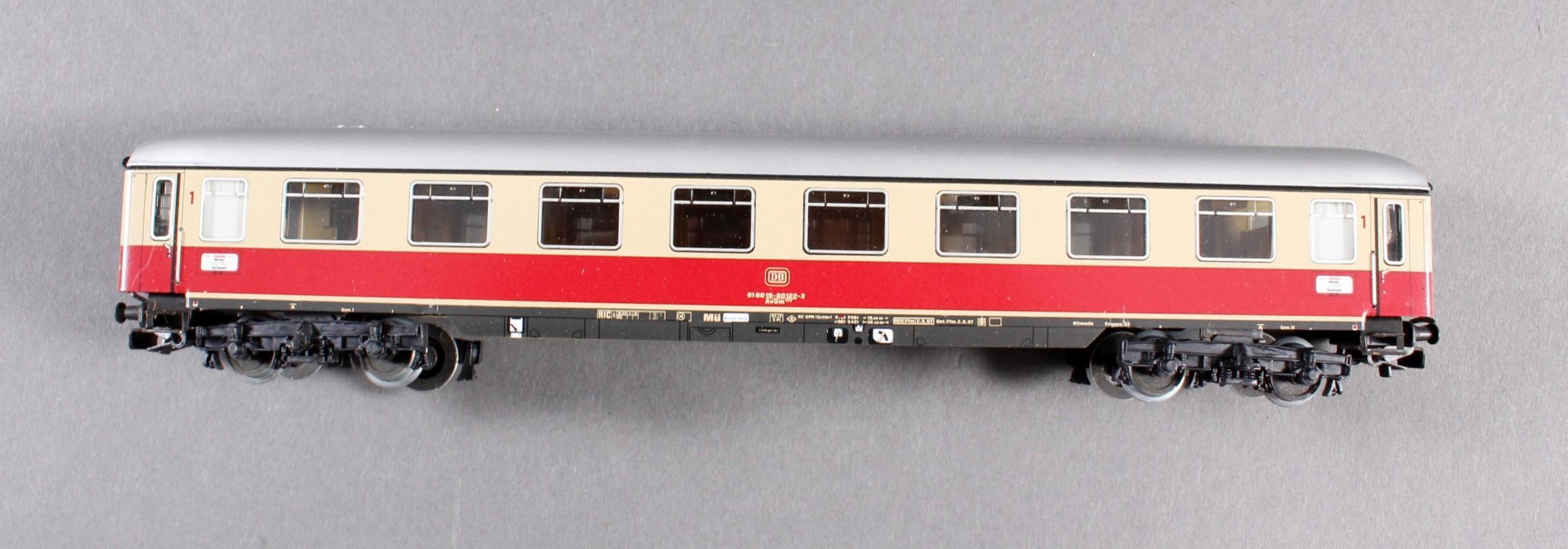 Konvolut Eisenbahn Spur H0-4