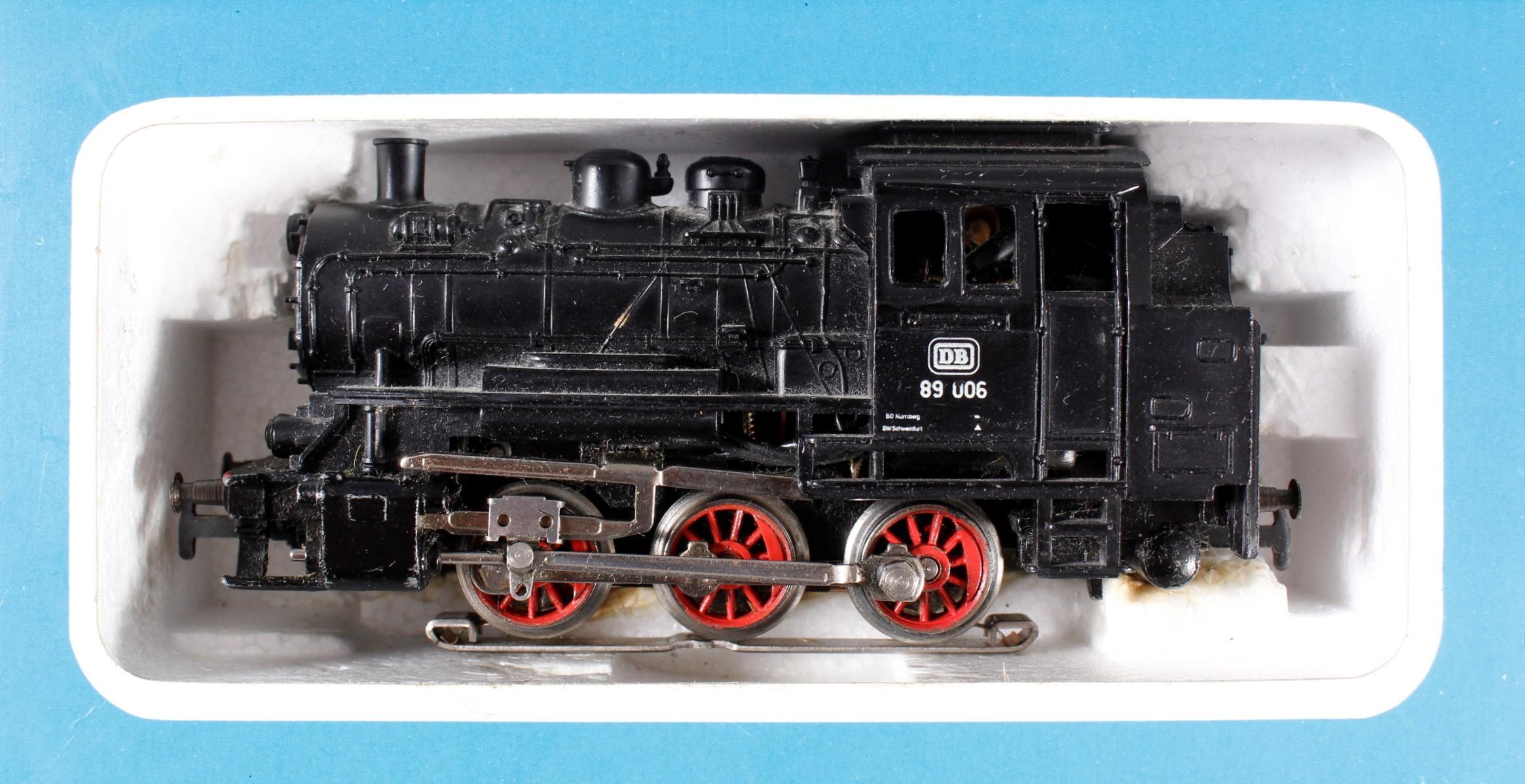 Konvolut Eisenbahn Spur H0-5