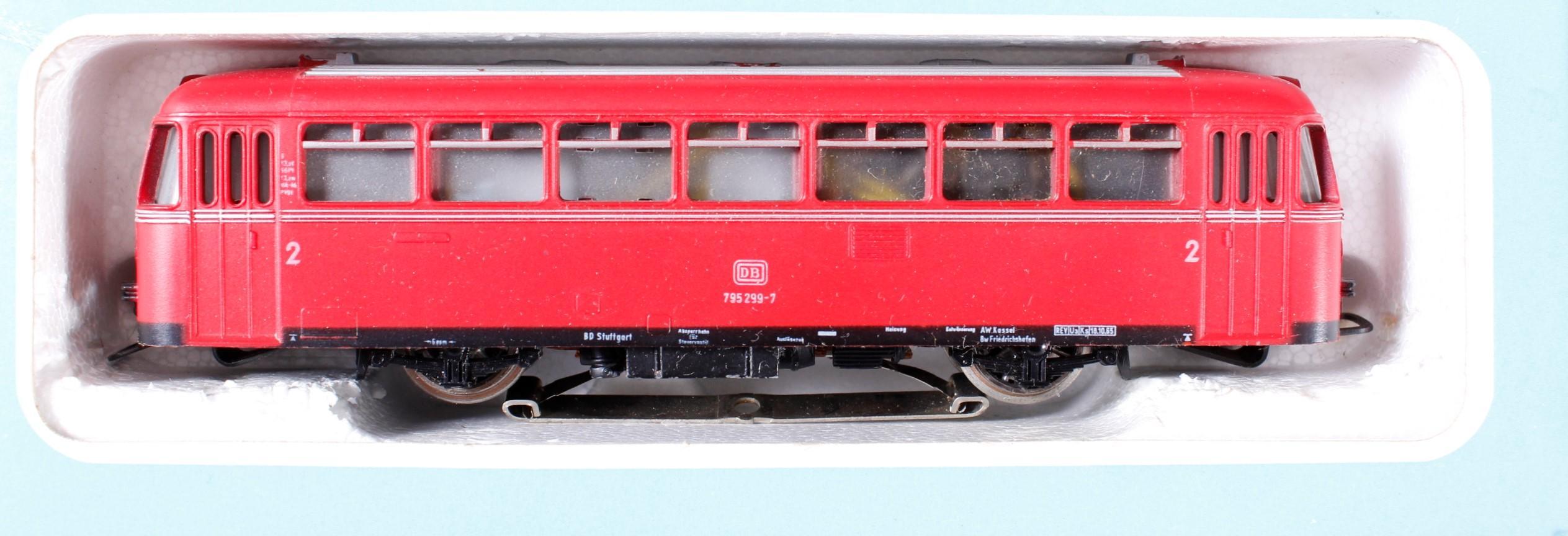 Konvolut Eisenbahn Spur H0-6