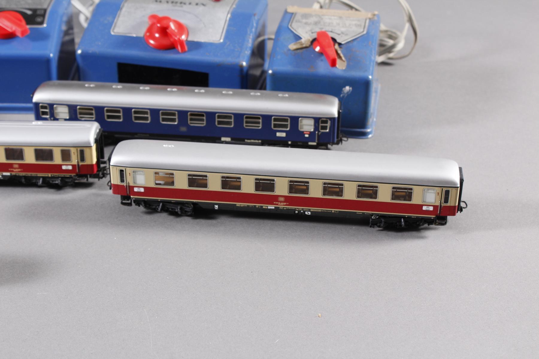 Konvolut Eisenbahn Spur H0-7